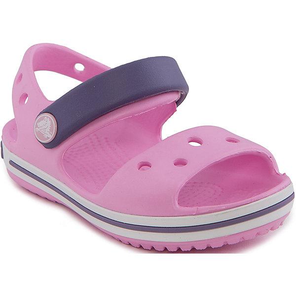 Купить со скидкой Сандалии Crocband™ Sandal Kids для девочки Crocs