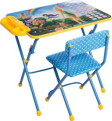 Ќика Ќабор мебели јзбука (стол, стул, пенал), 'еи ƒисней