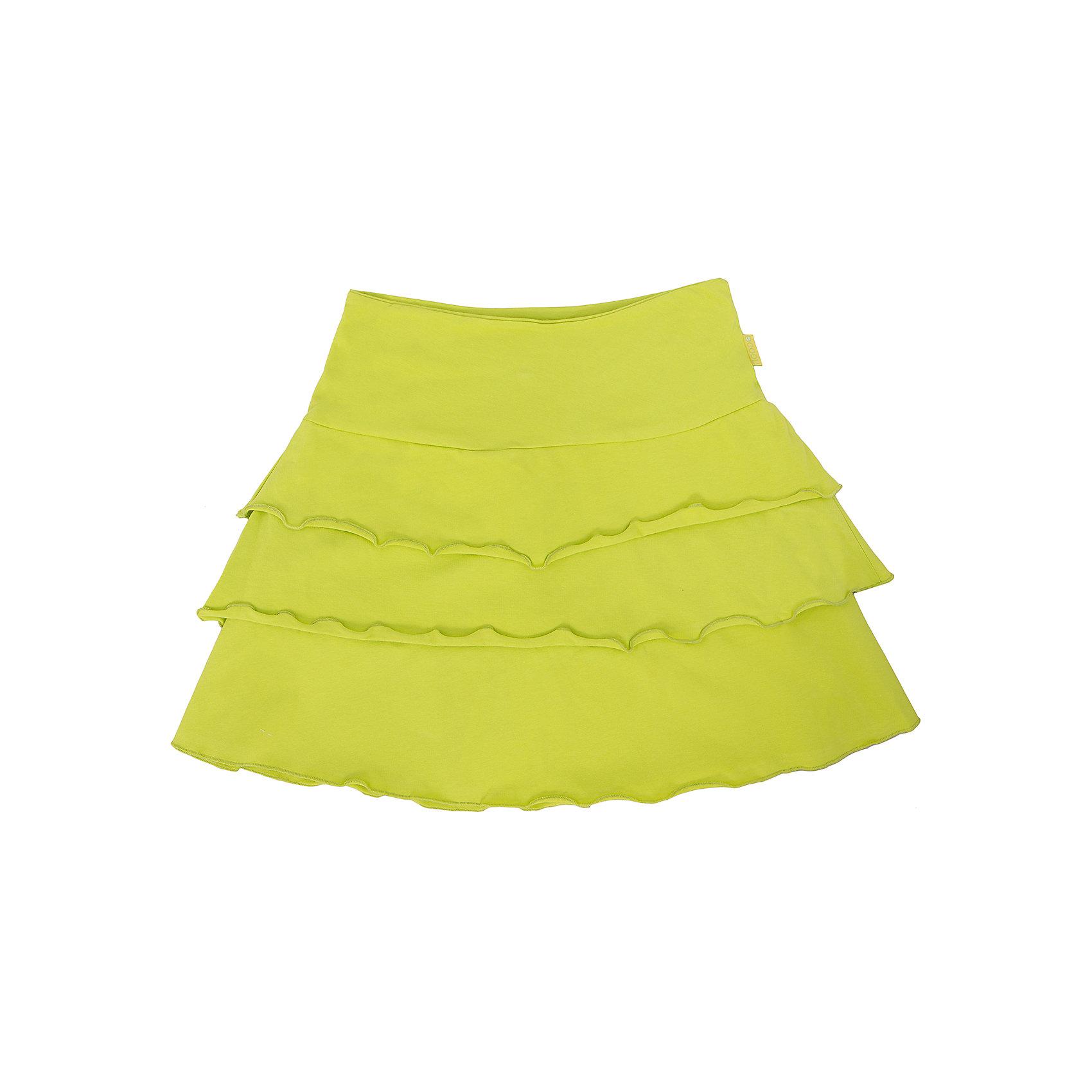Юбка ScoolЮбки<br>Яркая юбка-солнце лимонно-лаймового цвета. Легкая и воздушная. Пояс на мягкой резинке. Состав: 95% хлопок, 5% эластан<br><br>Ширина мм: 207<br>Глубина мм: 10<br>Высота мм: 189<br>Вес г: 183<br>Цвет: зеленый<br>Возраст от месяцев: 132<br>Возраст до месяцев: 144<br>Пол: Женский<br>Возраст: Детский<br>Размер: 152,140,134,146,164,158<br>SKU: 4652339
