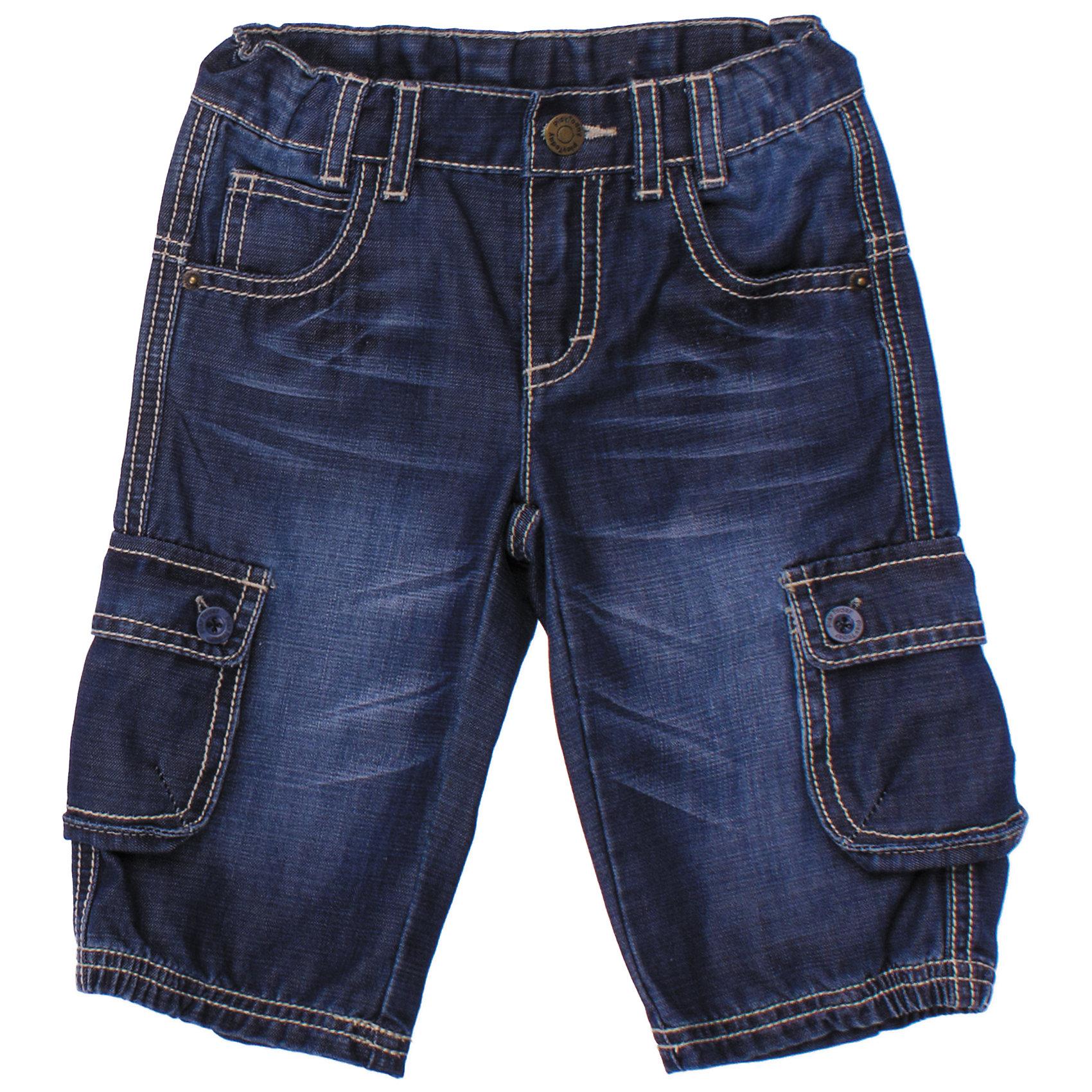 Бриджи для мальчика PlayTodayСтильные джинсовые бриджи темно-синего цвета. Застегиваются на молнию и металлическую кнопку. Есть целых 6 больших карманов. Состав: 55% хлопок, 45% полиэстер<br><br>Ширина мм: 191<br>Глубина мм: 10<br>Высота мм: 175<br>Вес г: 273<br>Цвет: синий<br>Возраст от месяцев: 72<br>Возраст до месяцев: 84<br>Пол: Мужской<br>Возраст: Детский<br>Размер: 122,98,128,110,104,116<br>SKU: 4652456