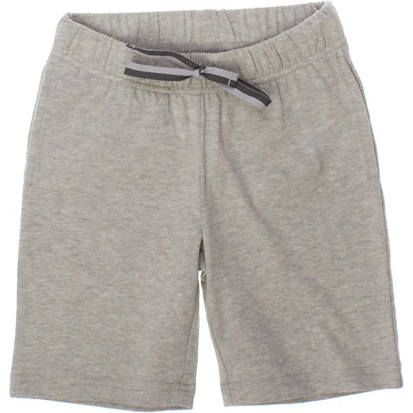 Шорты для мальчика PlayTodayШорты, бриджи, капри<br>Легкие хлопковые шорты цвета серый меланж. Пояс на мягкой резинке, дополнительно регулируется тесьмой. Есть два кармашка. Состав: 95% хлопок, 5% эластан<br>Ширина мм: 191; Глубина мм: 10; Высота мм: 175; Вес г: 273; Цвет: серый; Возраст от месяцев: 48; Возраст до месяцев: 60; Пол: Мужской; Возраст: Детский; Размер: 110,116,128,98,104,122; SKU: 4652547;