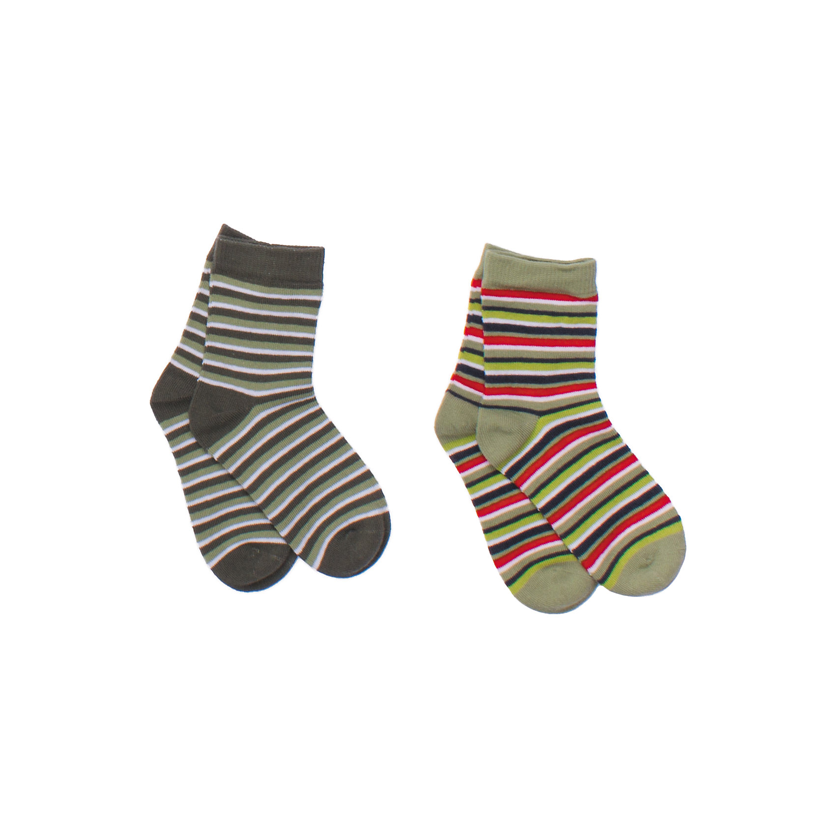 Носки (2 шт.) для мальчика PlayTodayКомплект из двух пар полосатых носочков. Верх на мягкой резинке. Состав: 75% хлопок, 22% нейлон, 3% эластан<br><br>Ширина мм: 87<br>Глубина мм: 10<br>Высота мм: 105<br>Вес г: 115<br>Цвет: оранжевый<br>Возраст от месяцев: 24<br>Возраст до месяцев: 36<br>Пол: Мужской<br>Возраст: Детский<br>Размер: 16,14,18<br>SKU: 4652587