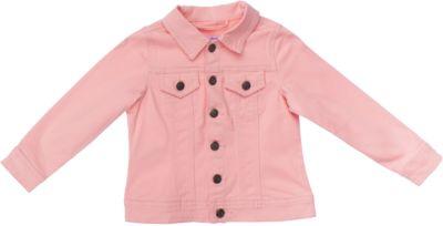 Куртка джинсовая для девочки PlayToday