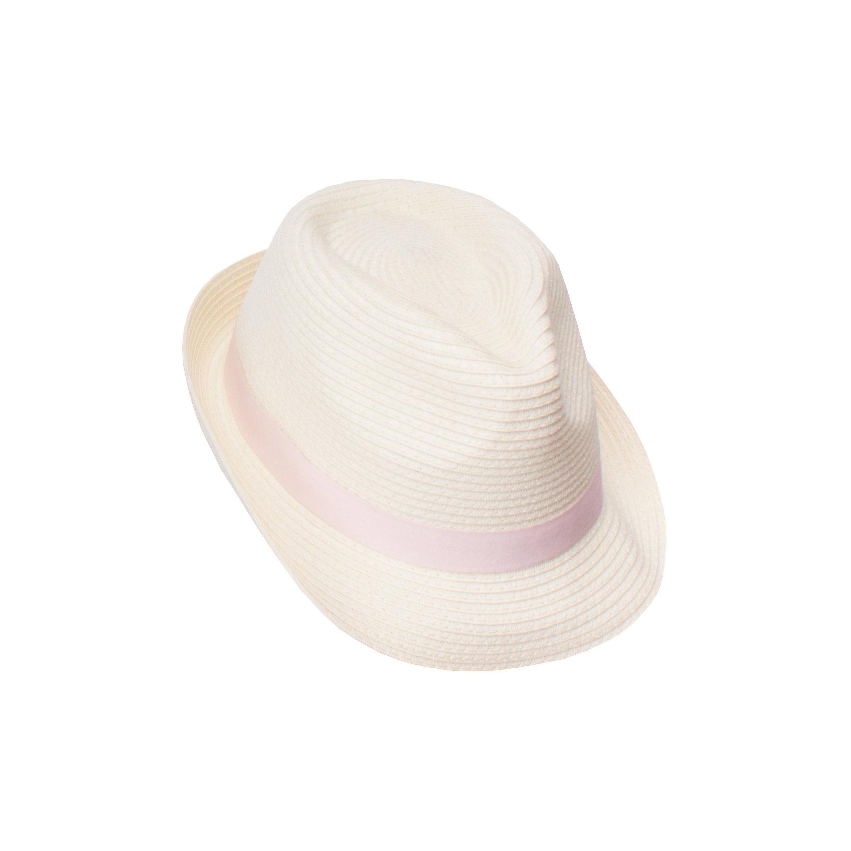 Шляпа для девочки PlayTodayГоловные уборы<br>Удобная соломенная шляпа с розовым бантом. Надежно защитит от жаркого солнца и поможет заверишть стильный женственный образ. Состав: 100% бумажная соломка<br><br>Ширина мм: 89<br>Глубина мм: 117<br>Высота мм: 44<br>Вес г: 155<br>Цвет: бежевый<br>Возраст от месяцев: 24<br>Возраст до месяцев: 36<br>Пол: Женский<br>Возраст: Детский<br>Размер: 50,54,52<br>SKU: 4652753
