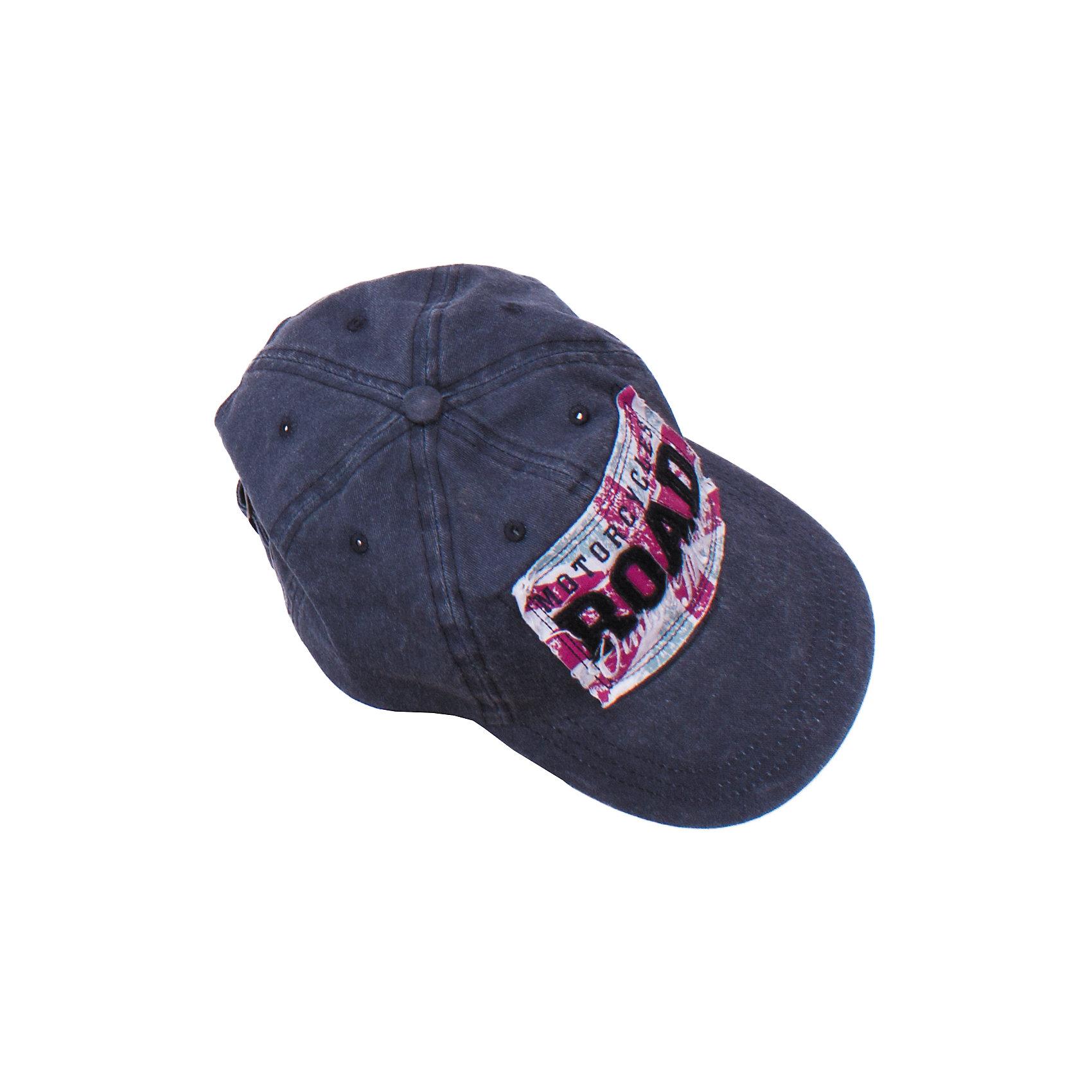 Кепка для мальчика ScoolСтильная темно-серая кепка из вареной джинсы. Украшена аппликацией с необработанными краями в стиле британского флага. Удобно застегивается на кнопку. Состав: 100% хлопок<br><br>Ширина мм: 89<br>Глубина мм: 117<br>Высота мм: 44<br>Вес г: 155<br>Цвет: серый<br>Возраст от месяцев: 60<br>Возраст до месяцев: 72<br>Пол: Мужской<br>Возраст: Детский<br>Размер: 54,56<br>SKU: 4652824