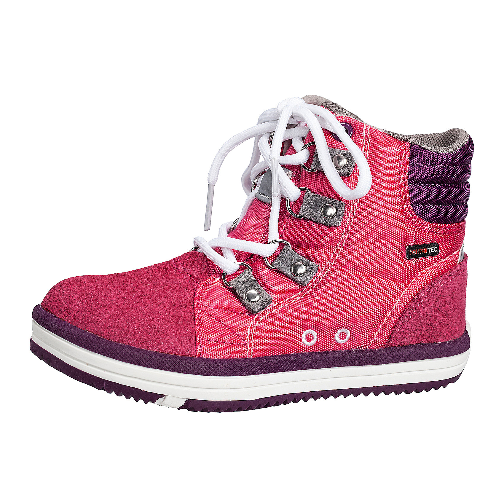Reima Ботинки для девочки Wetter Reimatec Reima мультиварка philips hd 4731 03