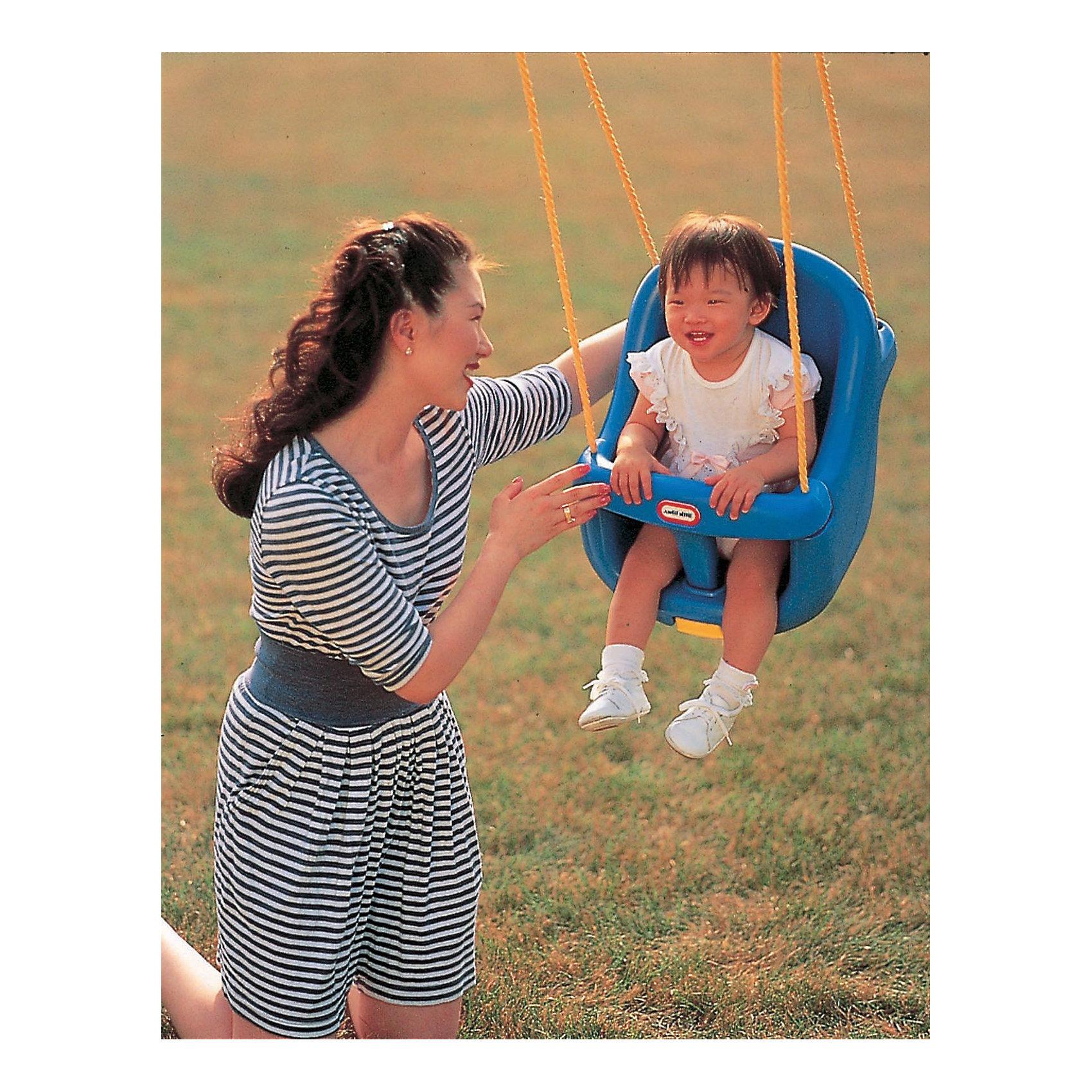 """Сиденье для качелей, Little TikesКачели и качалки<br>Сиденье Little Tikes для качелей на свежем воздухе - прекрасное дополнение к любым качелям. Т-образный фиксатор и ремни безопасности надежно фиксируют малыша. Их можно убрать, когда ребенок станет старше. Это сиденье одинаково хорошо подходит и для самых маленьких, и для детей постарше. <br>Размеры продукта:<br>38"""" x 42 x 43 см (ш,г,в)<br><br>Ширина мм: 570<br>Глубина мм: 400<br>Высота мм: 290<br>Вес г: 3000<br>Возраст от месяцев: 36<br>Возраст до месяцев: 120<br>Пол: Унисекс<br>Возраст: Детский<br>SKU: 4653315"""