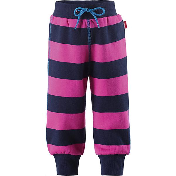 Флисовые брюки для девочки ReimaФлис и термобелье<br>Флисовые брюки для девочки от финской марки Reima.<br>Состав:<br>75% ХЛ 25% ПЭ<br>Ширина мм: 215; Глубина мм: 88; Высота мм: 191; Вес г: 336; Цвет: розовый; Возраст от месяцев: 3; Возраст до месяцев: 6; Пол: Женский; Возраст: Детский; Размер: 68; SKU: 4653773;