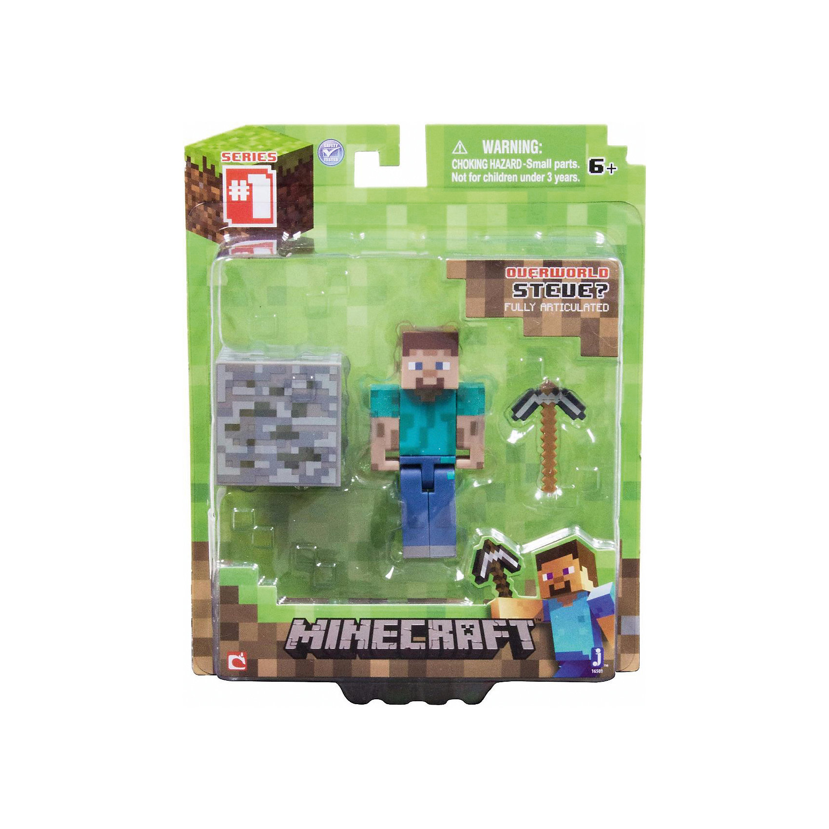 - Игровой набор Стив, Minecraft майнкрафт стив в украине