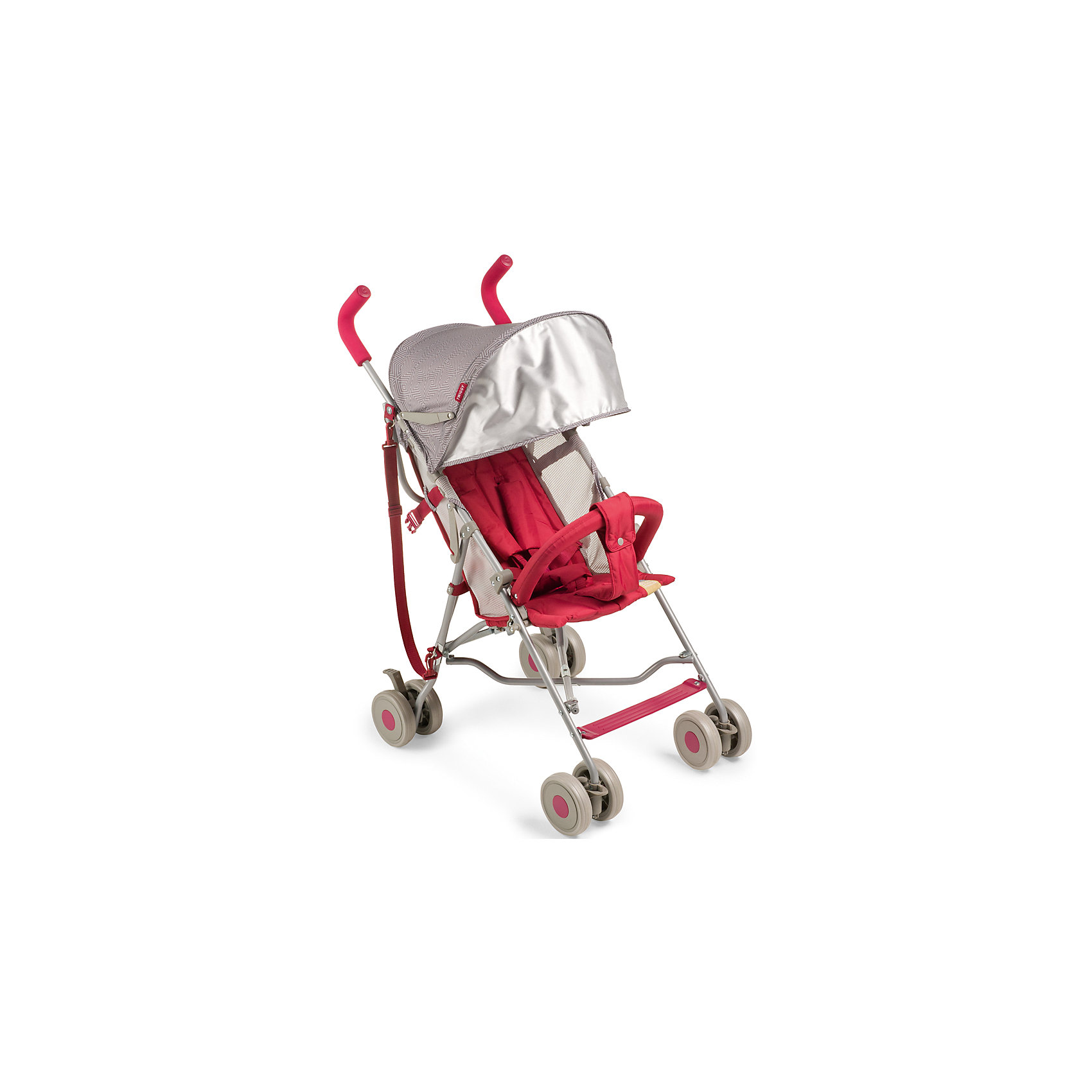 Коляска-трость Twiggy, Happy Baby, красныйКоляска TWIGGY создана специально для тех, кто ценит максимальный комфорт при минимальном весе. Отличный ход обеспечивают сдвоенные колеса, из которых передние поворотные на 360? с возможностью фиксации. Передние колеса с амортизацией, что дает дополнительный комфорт для ребенка. При весе всего 4,35 кг TWIGGY имеет пятиточечные ремни безопасности, мягкие нескользящие ручки, съемный бампер, большой капюшон с возможностью увеличения, ремень для переноски, подстаканник.<br><br>Дополнительная информация:<br><br>Максимальный вес ребенка: 15 кг<br>В разложенном виде ДхШхВ: 74х51х98 см<br>В сложенном виде ДхШхВ: 109х29х34 см<br>Вес коляски: 4,35 кг<br>Ширина сиденья: 30 см<br>Глубина сиденья: 26 см<br>Длина спального места: 69 см<br>Ширина колесной базы: 51 см<br>Диаметр колес: 13 см<br>Кол-во положений спинки: 2 положения<br>Регулировка ручки: отсутствует<br>Регулировка подножки: отсутствует<br>Передние поворотные колеса с возможностью фиксации<br>Тип складывания: трость<br>В комплекте:, ремень для переноски, подстаканник<br><br>Коляску-трость Twiggy, Happy Baby, красную можно купить в нашем магазине.<br><br>Ширина мм: 305<br>Глубина мм: 190<br>Высота мм: 1130<br>Вес г: 6800<br>Цвет: красный<br>Возраст от месяцев: 7<br>Возраст до месяцев: 36<br>Пол: Унисекс<br>Возраст: Детский<br>SKU: 4655667