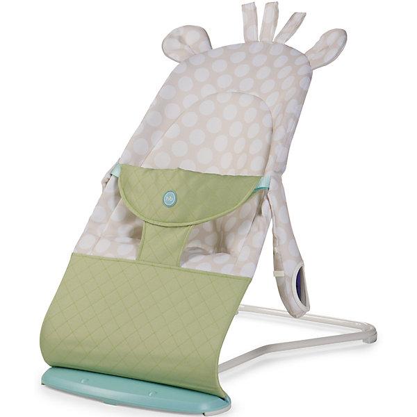 Шезлонг Happy Baby Sleeper, Happy Baby, зеленый