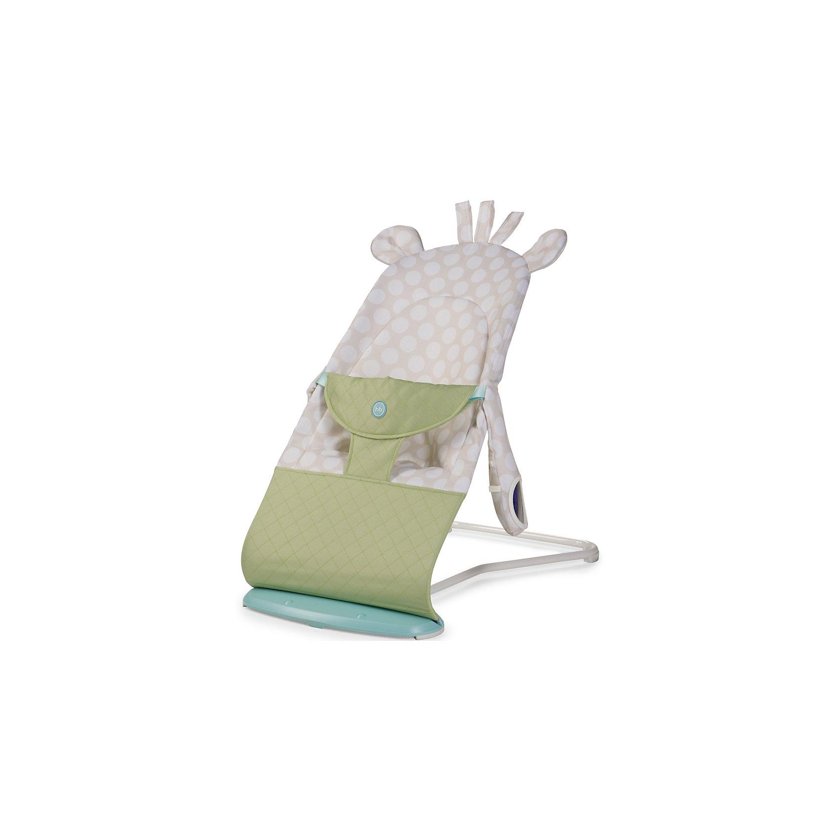 Шезлонг Happy Baby Sleeper, Happy Baby, зеленыйШезлонги<br>Легкий и компактный шезлонг SLEEPER из коллекции CLASSIC станет настоящим помощником мамы ребенка до 6 месяцев и не займет много места в доме. Благодаря четырем положениям наклона спинки и возможности регулировать их одной рукой, шезлонг без усилий можно переводить из вертикального положения в горизонтальное и обратно. Уснуть малышу поможет естественное покачивание. Несмотря на свою простую современную конструкцию, SLEEPER очень устойчивая и надежная модель шезлонга, малыши себя чувствуют очень комфортно в шезлонге и надежно зафиксированы, благодаря трусикам с тремя точками фиксации и четырем опорам шезлонга. Одно из положений шезлонга в 45 градусов поможет малышу быстрее избавиться от лишнего воздуха, который он заглатывает вместе с пищей, следовательно, и колики будут беспокоить кроху гораздо меньше. У шезлонга есть 2 лапки, в одной из которых вставлено зеркальце, а в другой размещен шуршащий элемент, что позволит развивать первые зрительные, слуховые и тактильные навыки. Мягкий съемный чехол легко снимается и стирается. <br><br>Дополнительная информация:<br><br>Возраст: с рождения<br>Максимальный вес ребенка: 9 кг<br>Вес шезлонга: 2 кг<br>Кол-во положений спинки: 4<br>Ширина посадочного места: 30 см<br>Глубина посадочного места: 12 см<br>Длина спального места: 79 см<br>Размеры в сложенном виде: 83х40х12 см<br>Размеры в разложенном виде: 69х40х62 см<br><br>Шезлонг Happy Baby Sleeper, Happy Baby, зеленый можно купить в нашем магазине.<br><br>Ширина мм: 120<br>Глубина мм: 420<br>Высота мм: 840<br>Вес г: 3000<br>Цвет: зеленый<br>Возраст от месяцев: 0<br>Возраст до месяцев: 6<br>Пол: Унисекс<br>Возраст: Детский<br>SKU: 4655707