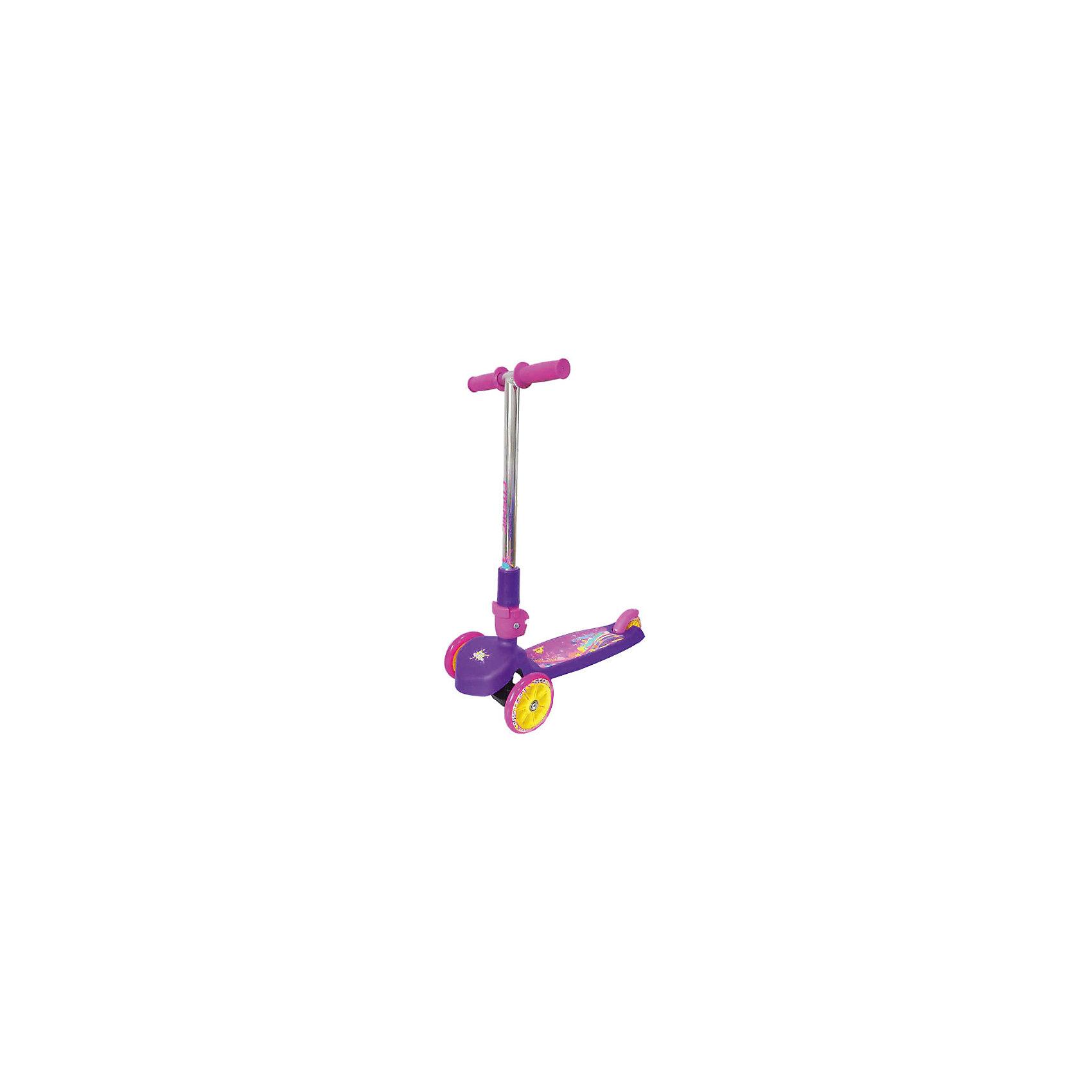Самокат TT Cosmic pro, сиреневыйСамокат TT Cosmic pro 1/4 розовый от марки Tech Team<br><br>Яркий удобный самокат - мечта большинства детей на это лето. Он позволит не только отлично проводить время, но и поддерживать здоровую физическую форму. Эта модель выполнена в яркой расцветке: розовый и сиреневый тона. <br>Тщательно проработанный выдвижной механизм руля позволяет за секунды подстроить его под ребенка. Нога располагается на удобной поверхности, что обеспечивает безопасность езды на самокате. Не забудьте обеспечить ребенка налокотниками и наколенниками. Выполненные в стильном дизайне, они станут отличным элементом модного образа ребенка.<br><br>Отличительные особенности модели:<br><br>складной механизм руля;<br>материал: ударостойкий пластик;<br>цвет: розовый, сиреневый;<br>размер платформы: 29,5 x 11 см;<br>материал ручки: алюминий;<br>размер передних колес: 120 х 24 мм;<br>размер заднего колеса: 100 х 24 мм;<br>подшипники: AВЕС 5 carbon.<br><br>Самокат TT Cosmic pro 1/4 розовый от марки Tech Team можно купить в нашем магазине.<br><br>Ширина мм: 590<br>Глубина мм: 290<br>Высота мм: 280<br>Вес г: 2500<br>Возраст от месяцев: 24<br>Возраст до месяцев: 48<br>Пол: Женский<br>Возраст: Детский<br>SKU: 4657067