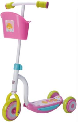 Самокат Тт Kids Scooter-2, Розовый