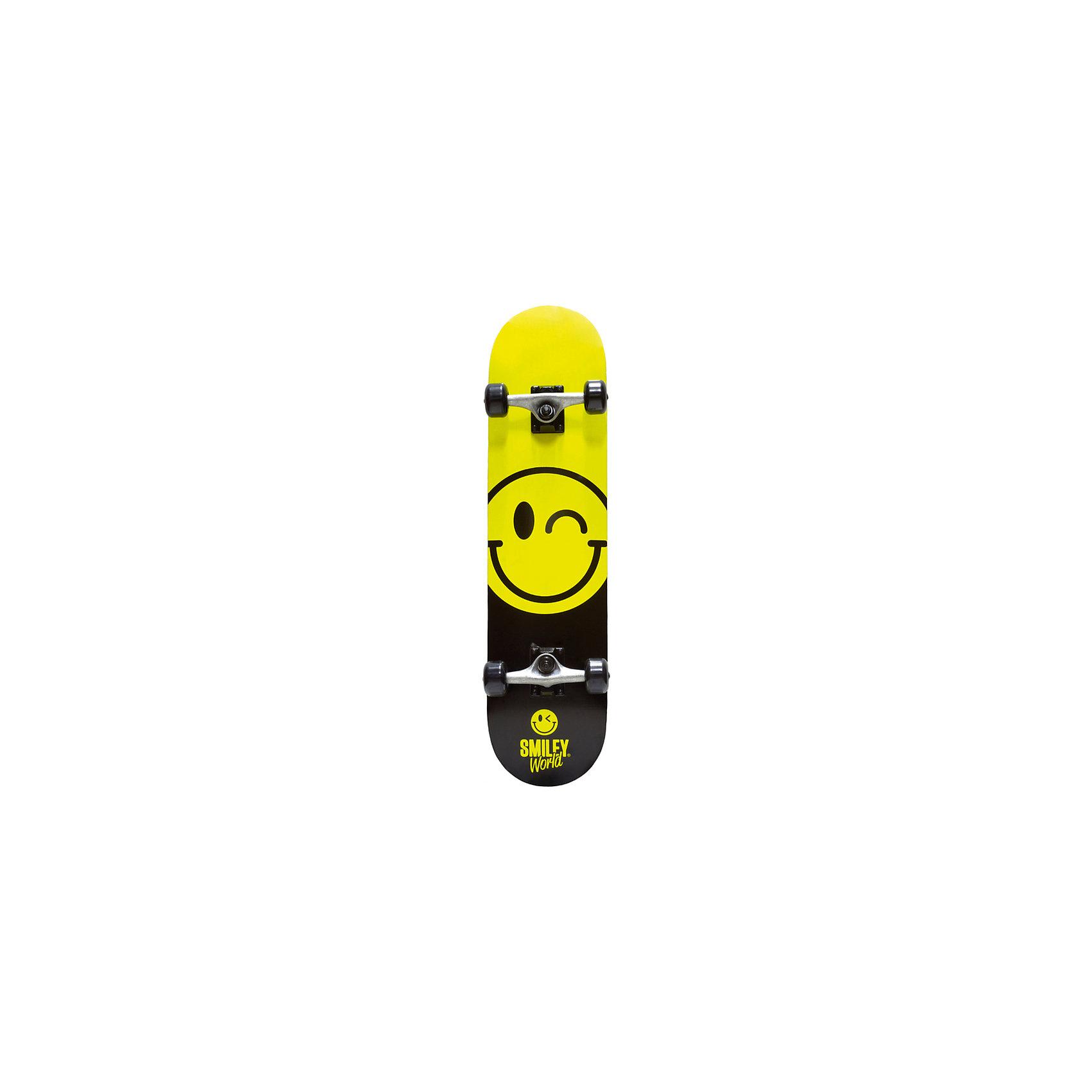 Скейтборд Happy, Smiley