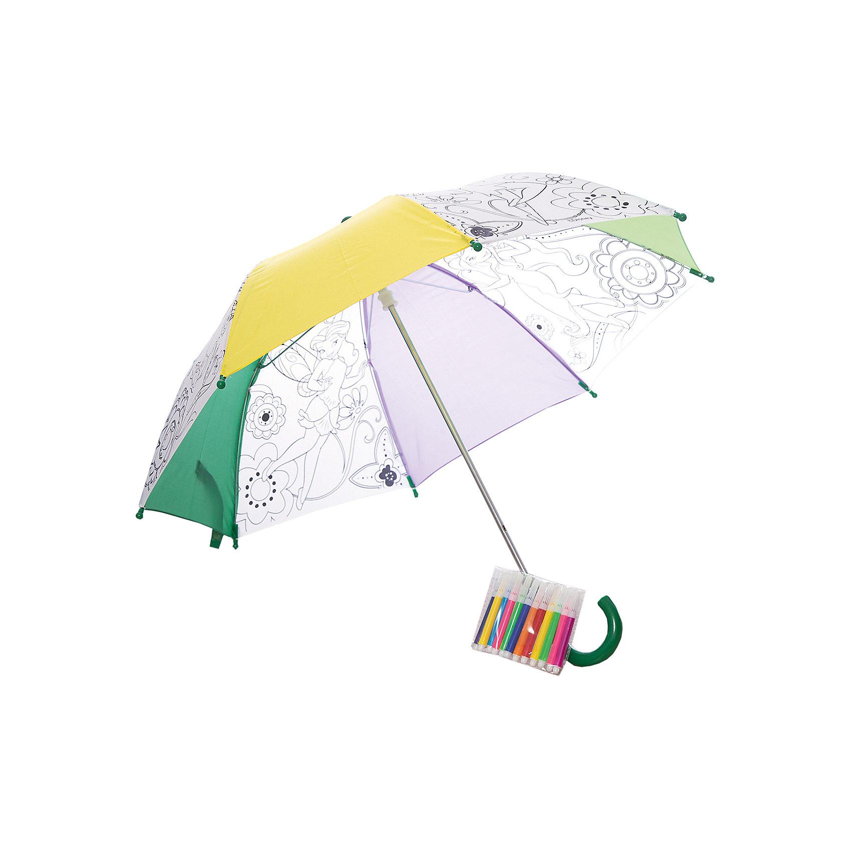 Зонтик для раскрашивания