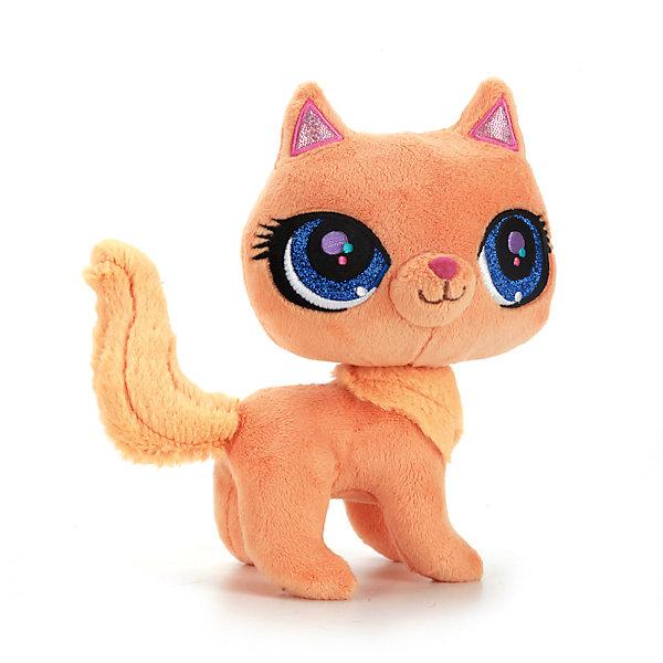 Мягкая игрушка  Рыжая кошка, 17 см, со звуком,  МУЛЬТИ-ПУЛЬТИМузыкальные мягкие игрушки<br>Мягкая игрушка Рыжая кошка со звуком от марки МУЛЬТИ-ПУЛЬТИ<br><br>Очаровательная мягкая игрушка от отечественного производителя сделана в виде симпатичной яркой кошечки. Она поможет ребенку проводить время весело и с пользой. В игрушке есть встроенный звуковой модуль, работающий на батарейках.<br>Размер игрушки универсален - 17 сантиметров, её удобно брать с собой в поездки и на прогулку. Сделана она из качественных и безопасных для ребенка материалов, которые еще и приятны на ощупь. <br><br>Отличительные особенности  игрушки:<br><br>- материал: текстиль, пластик;<br>- звуковой модуль;<br>- язык: русский;<br>- работает на батарейках;<br>- высота: 17 см.<br><br>Мягкую игрушку Рыжая кошка от марки МУЛЬТИ-ПУЛЬТИ можно купить в нашем магазине.<br>Ширина мм: 280; Глубина мм: 380; Высота мм: 280; Вес г: 110; Возраст от месяцев: 36; Возраст до месяцев: 84; Пол: Унисекс; Возраст: Детский; SKU: 4659486;