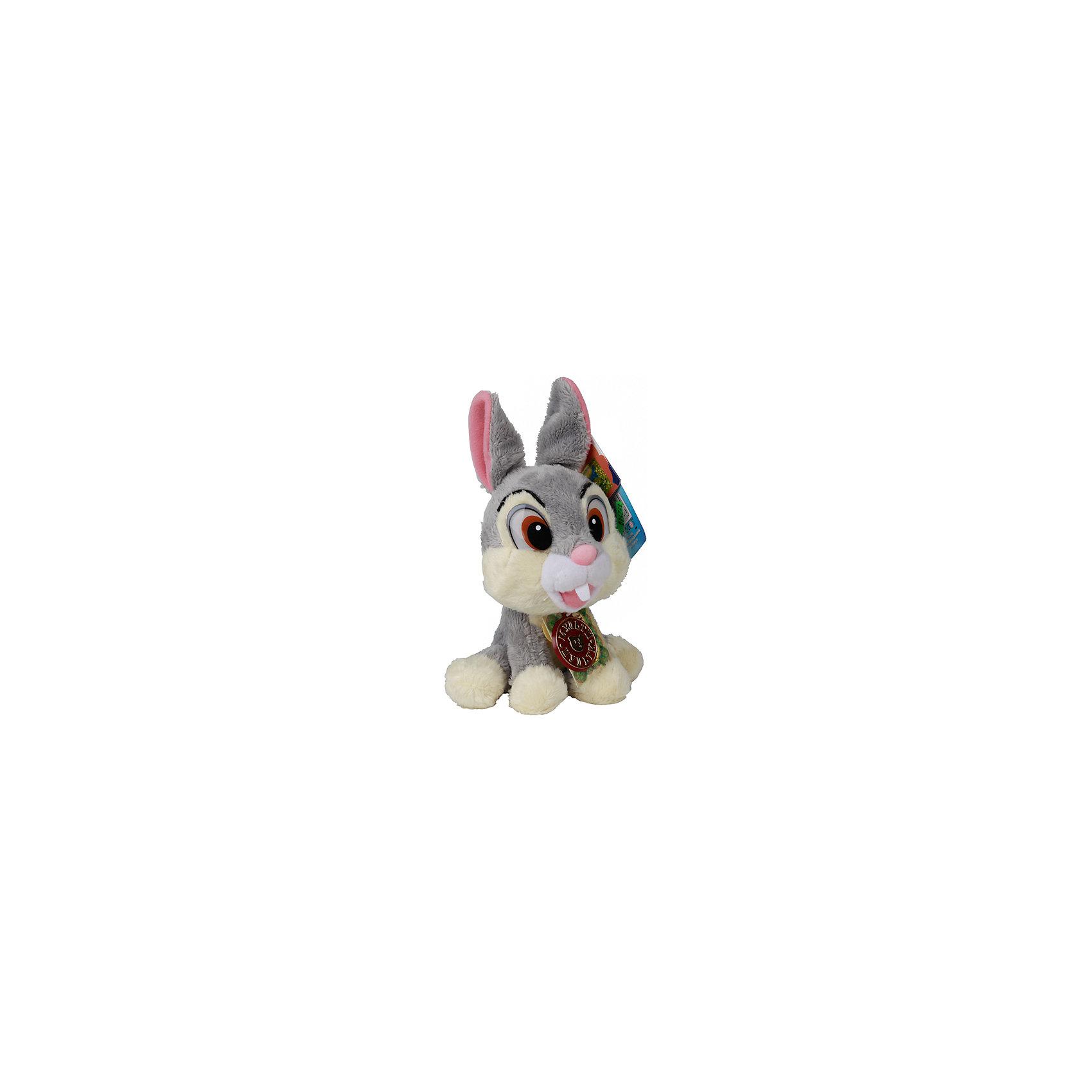 МУЛЬТИ-ПУЛЬТИ Мягкая игрушка  Заяц Топотун, со звуком, Disney, МУЛЬТИ-ПУЛЬТИ мульти пульти мягкая игрушка кот леопольд 20 см со звуком мульти пульти