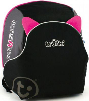 TRUNKI јвтокресло-рюкзак черно-розовое
