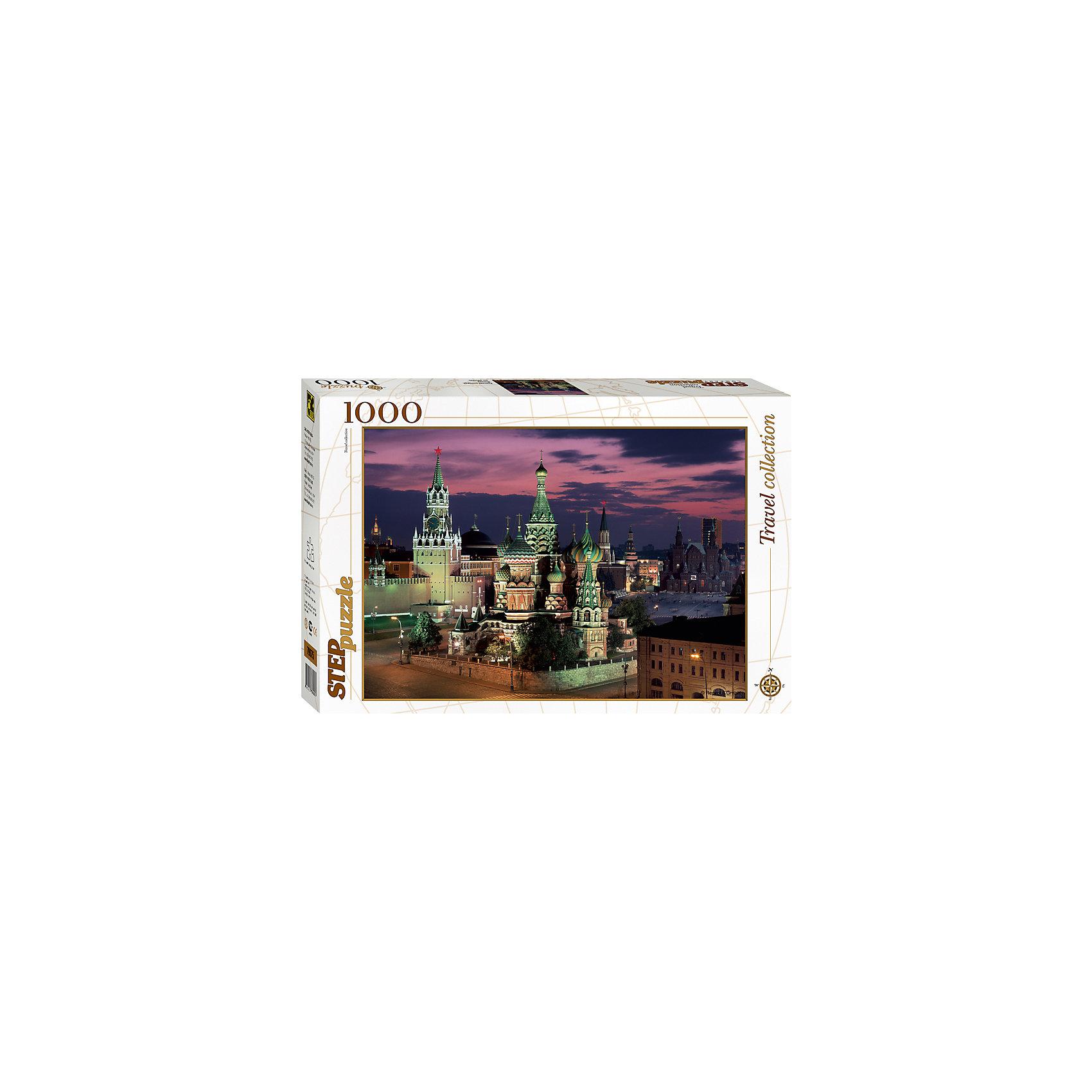 Степ Пазл Пазл Красная площадь. Москва, 1000 деталей, Step Puzzle gefen ext aud 1000 москва в наличии