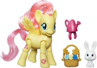 Hasbro Пони Флаттершай, Дружба - это чудо! , My little Pony