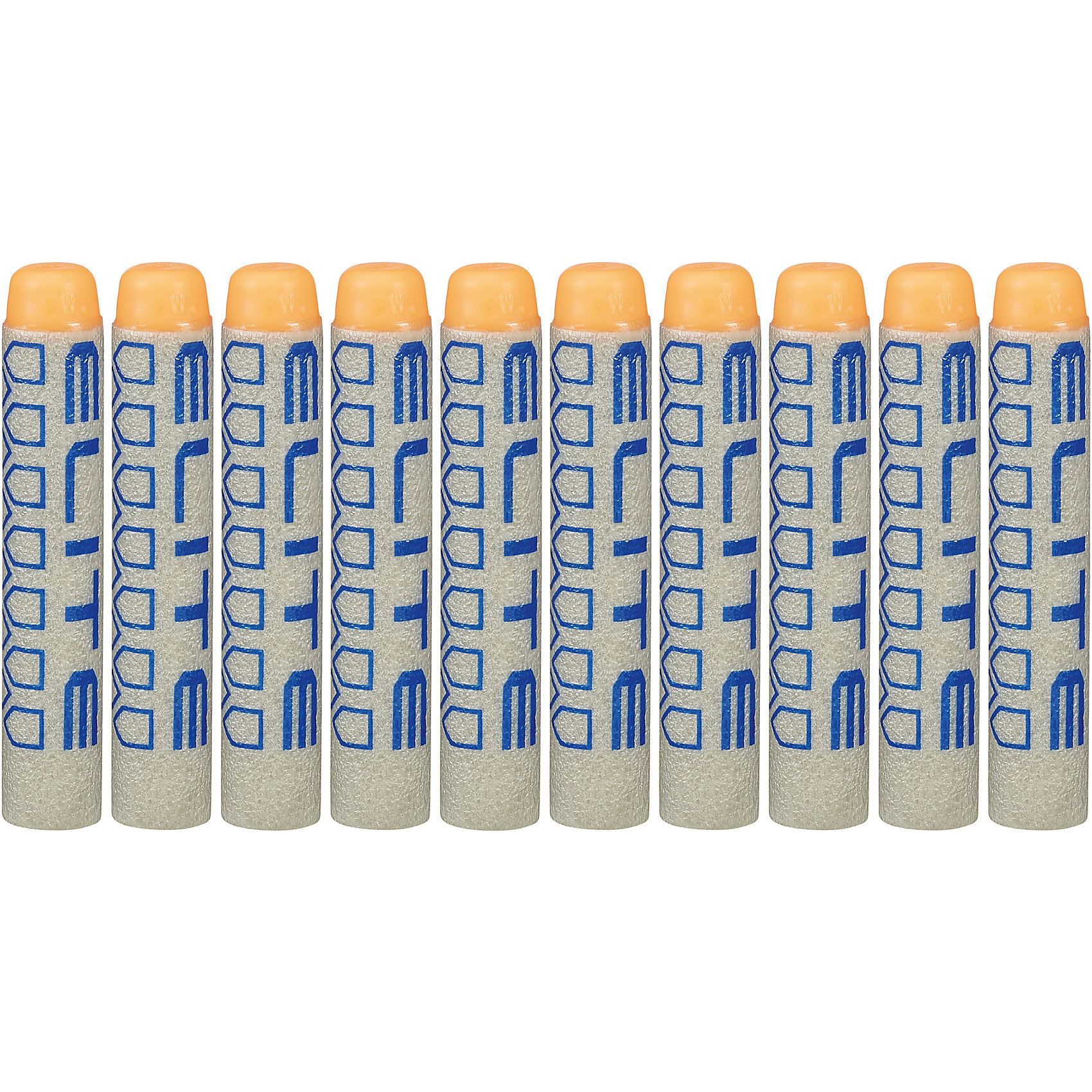 Hasbro 10 деко-стрел для бластер Элит, Nerf бластер nerf элит диструптор b9837