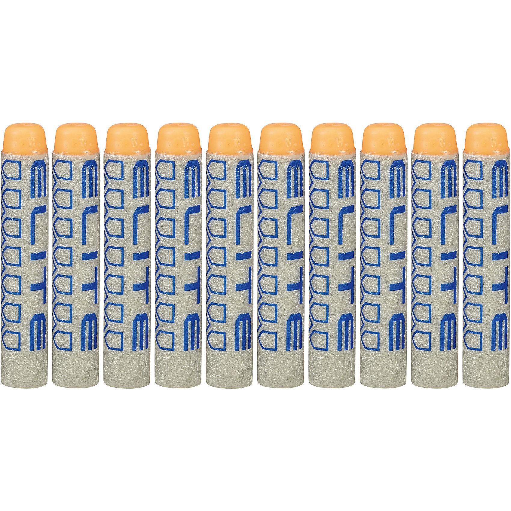 Hasbro 10 деко-стрел для бластер Элит, Nerf sport elit 10 12ft