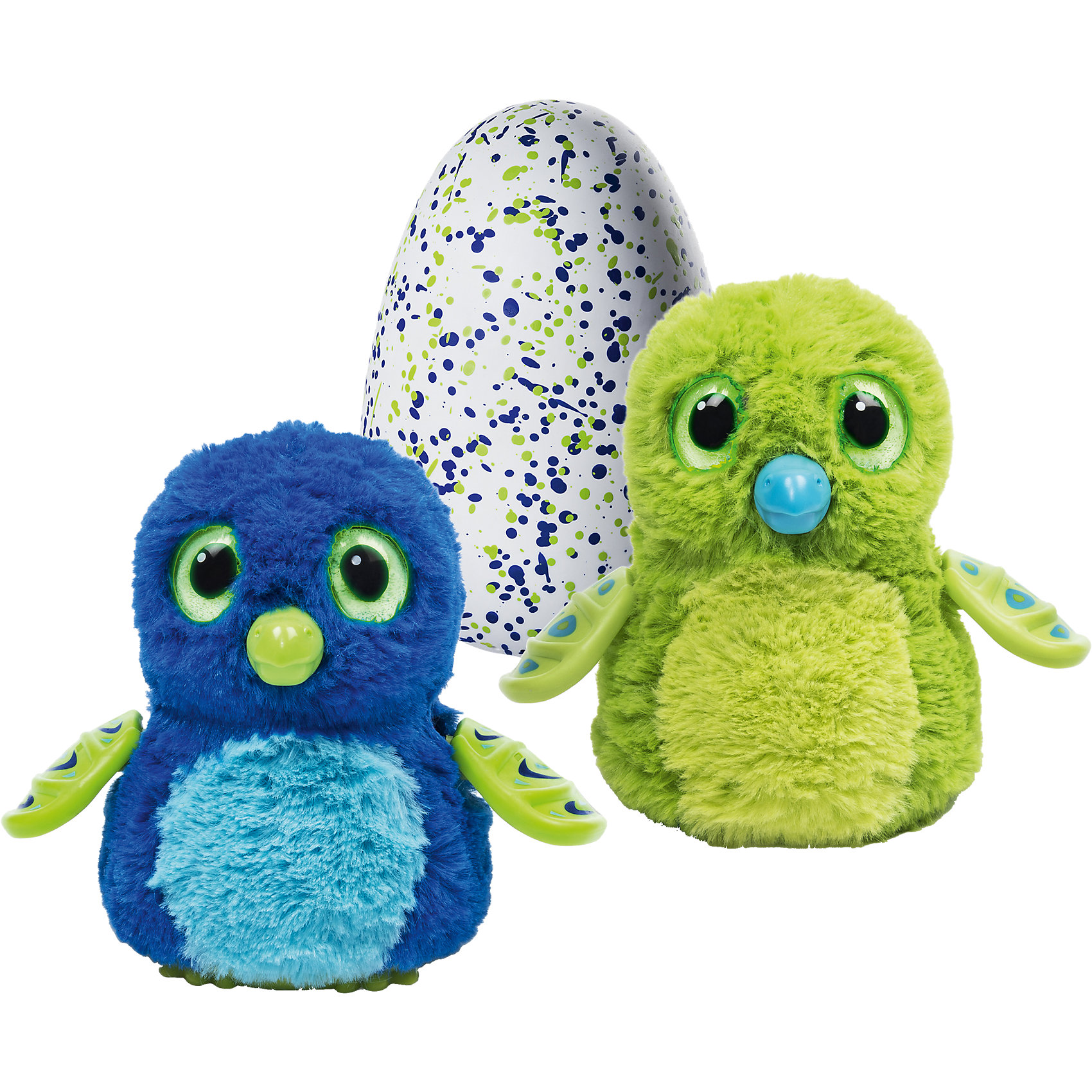 Дракончик Hatchimals, Spin Master, зеленый