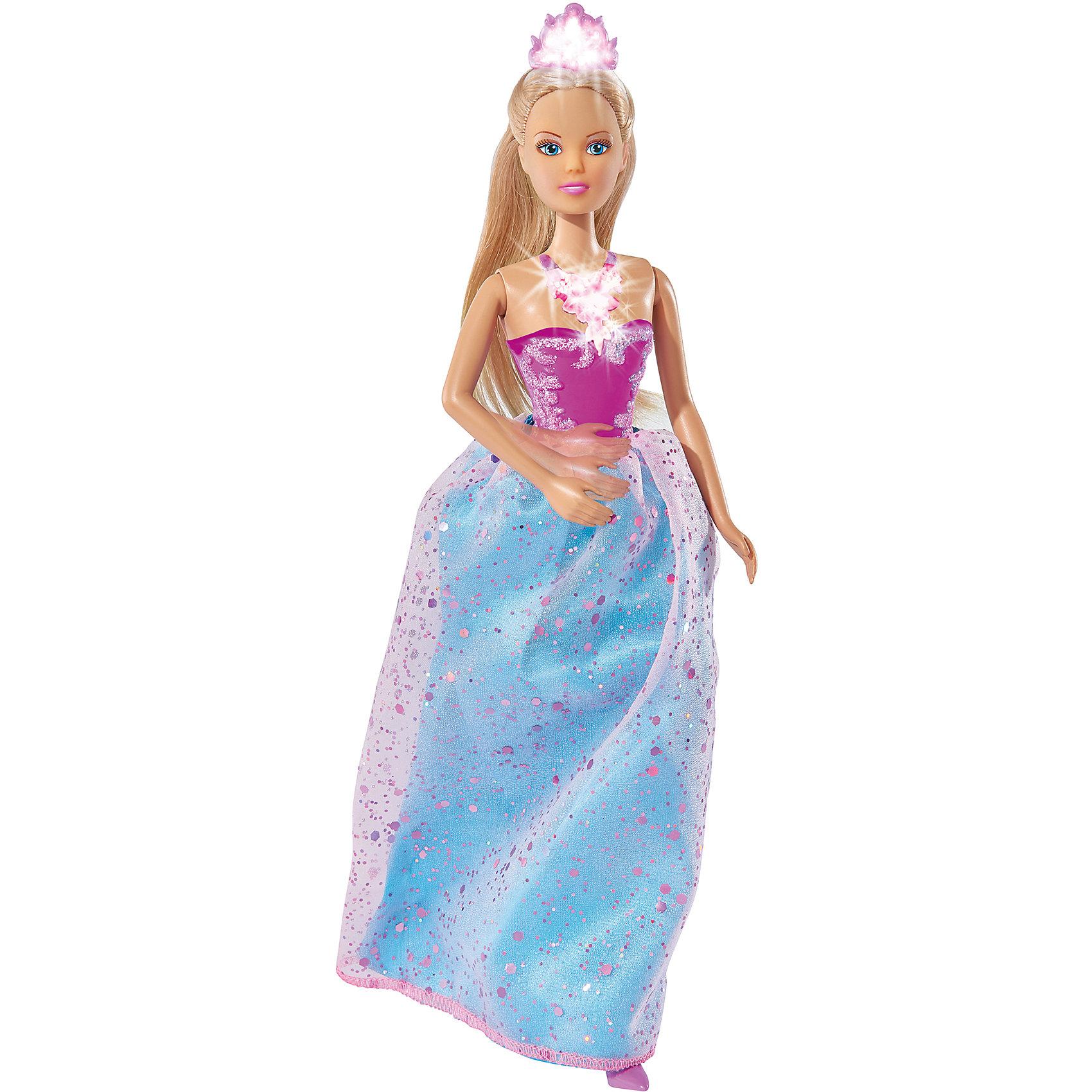 Simba Кукла Штеффи магическая принцесса, 29 см, Simba куклы и одежда для кукол simba кукла штеффи minnie mouse вечеринка