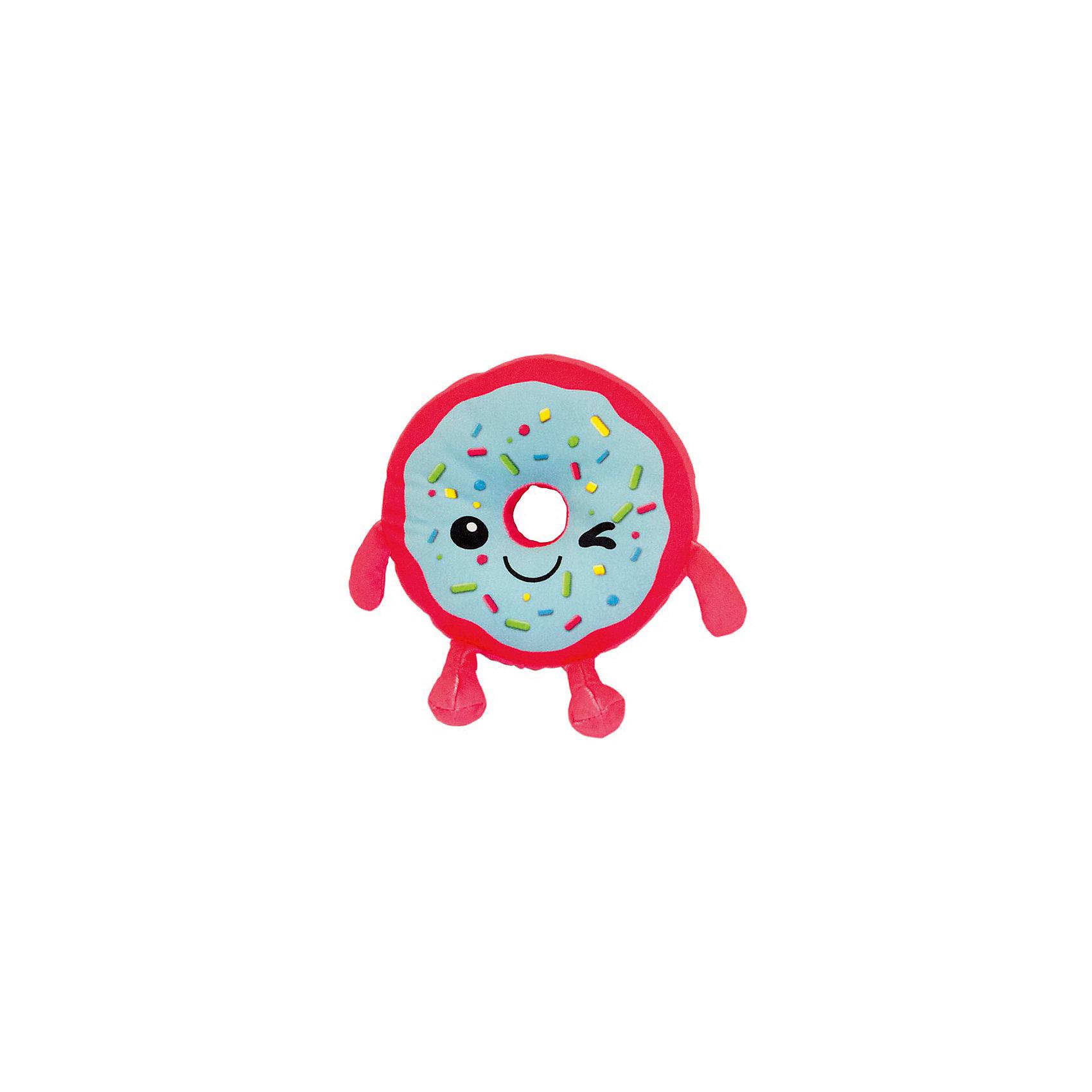 Пончик-фрики, Button BlueМягкая игрушка Пончик-фрики от марки Button Blue<br><br>Мягкие игрушки нравятся практически всем детям. Они безопасны, удобны, приятны на ощупь, с ними можно придумать множество игр. Играя с такой вещью, ребенок будет развивать воображение. Пончик-фрики обязательно понравится любителям сладкого!<br>Помимо всего, мягкие игрушки хорошо смотрятся в интерьере, они украшают и дополняют детскую комнату. Игрушки от Button Blue отличаются высоким качеством, оригинальным дизайном, яркими цветами и отличным исполнением.<br><br>Отличительные особенности игрушки:<br><br>- материал: текстиль;<br>- цвет: разноцветный;<br>- размер упаковки: 15 х 20 х 5 см;<br>- вес: 128 г.<br><br>Мягкую игрушку Пончик-фрики от марки Button Blue можно купить в нашем магазине.<br><br>Ширина мм: 150<br>Глубина мм: 200<br>Высота мм: 50<br>Вес г: 128<br>Возраст от месяцев: 36<br>Возраст до месяцев: 84<br>Пол: Унисекс<br>Возраст: Детский<br>SKU: 4665006