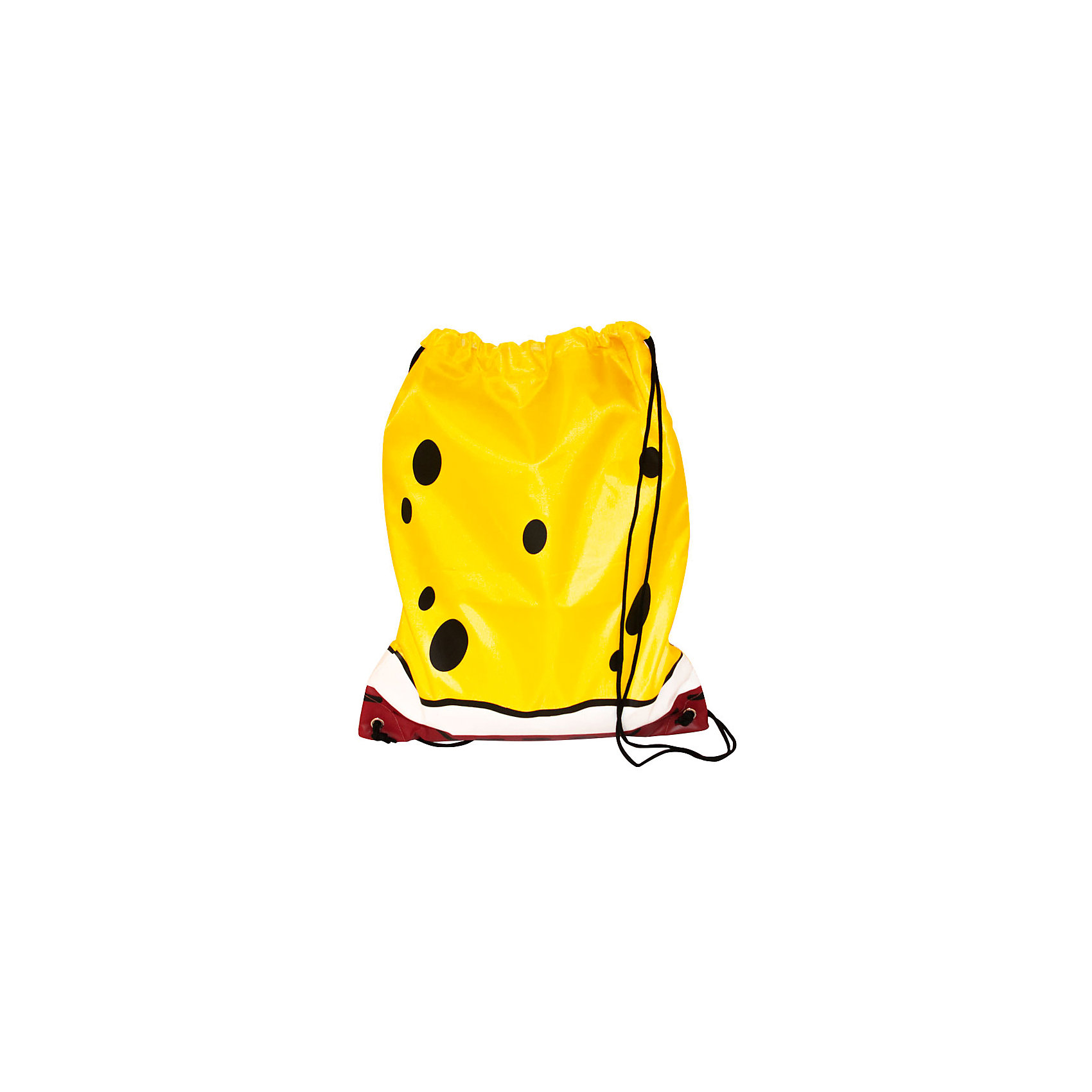Мешок для обуви Губка БобМешок для обуви Губка Боб от бренда Gulliver<br><br>Очень симпатичный и удобный мешок для обуви позволит ребенку с комфортом носить сменку или кроссовки. Он декорирован изображением любимого детьми героя мультфильма - Губки Боба. Выглядит очень стильно.<br>На боку у мешка есть небольшой кармашек на молнии. Сам он застегивается с помощью шнурка. Выполнен мешок из плотной непромокаемой ткани.<br><br>Особенности изделия:<br><br>цвет: желтый;<br>материал: водонепроницаемая ткань;<br>размер: 35х0,5х45 см;<br>вес: 60 г.<br><br>Мешок для обуви Губка Боб от бренда Gulliver можно купить в нашем магазине<br><br>Ширина мм: 45<br>Глубина мм: 35<br>Высота мм: 1<br>Вес г: 100<br>Возраст от месяцев: 36<br>Возраст до месяцев: 96<br>Пол: Унисекс<br>Возраст: Детский<br>SKU: 4665222