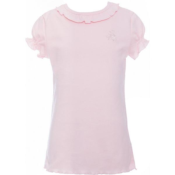 Футболка с длинным рукавом для девочки Белый снегБлузки и рубашки<br>Футболка с длинным рукавом для девочки от российской марки Белый снег.<br>Состав:<br>100%хлопок<br><br>Ширина мм: 230<br>Глубина мм: 40<br>Высота мм: 220<br>Вес г: 250<br>Цвет: розовый<br>Возраст от месяцев: 144<br>Возраст до месяцев: 156<br>Пол: Женский<br>Возраст: Детский<br>Размер: 158,122/128,140/146,152,134<br>SKU: 4666901