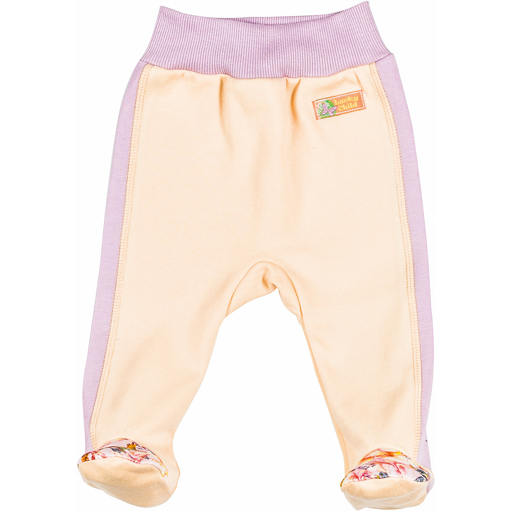 Lucky Child Ползунки (2 шт.) для девочки Lucky Child пижамы lucky child пижама