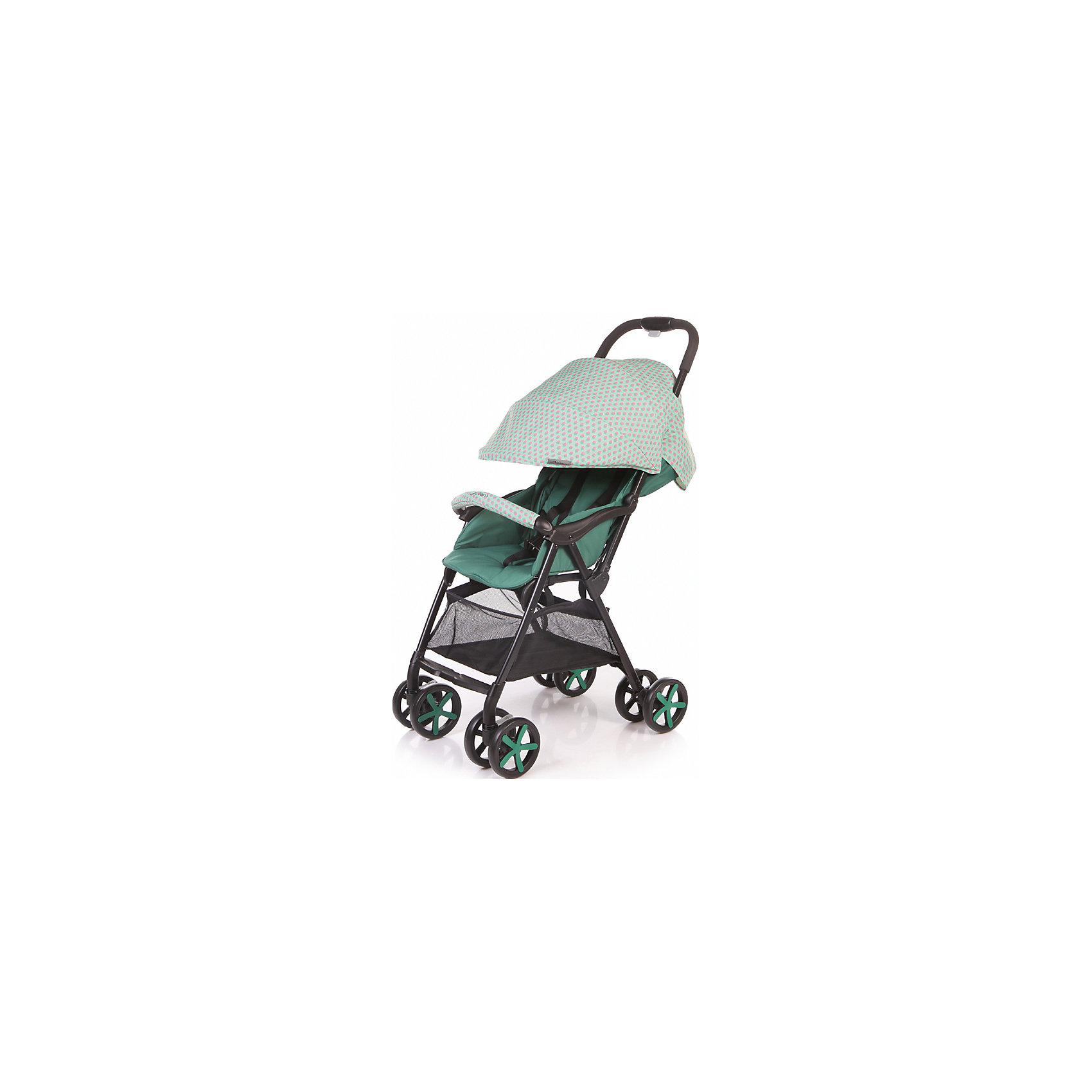 Прогулочная коляска Carbon, Jetem, зелёный