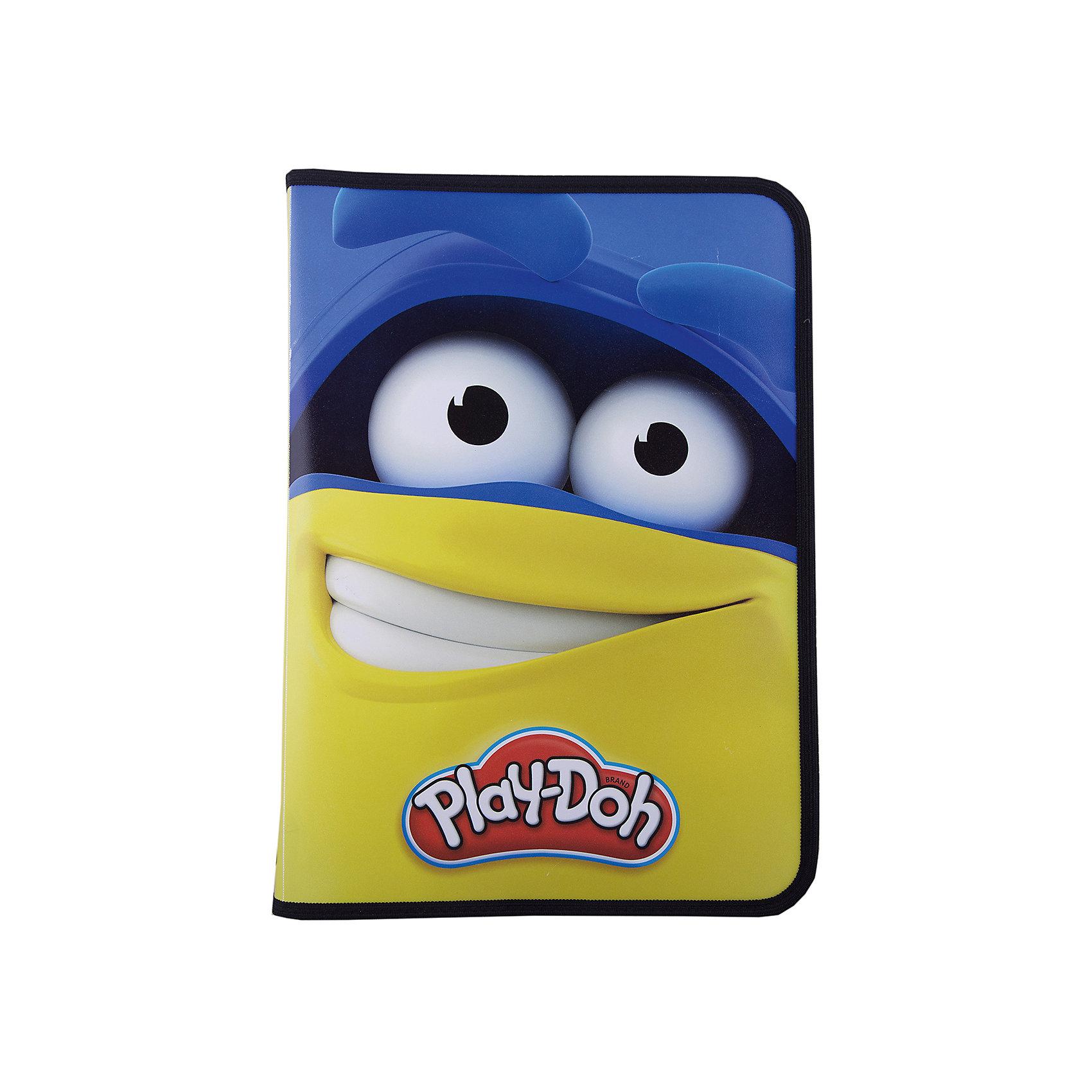 Папка А4 на молнии, Play-DohПапки для труда<br>Папка на молнии, Play-Doh - яркий практичный аксессуар, который порадует маленького школьника и поможет сохранить школьные принадлежности в чистоте и аккуратности. В нарядной папке формата А4 можно хранить тетрадки, рисунки, чертежи. Папка выполнена в яркой расцветке<br>и украшена забавным рисунком. Внутри одно отделение, застежка на молнии с 3-х сторон.<br><br><br>Дополнительная информация:<br><br>- Материал: полипропилен.<br>- Формат: А4.<br>- Толщина пластика: 0,5 мм. <br>- Размер: 33 х 3 х 23,5 см.  <br>- Вес: 96 гр.<br><br>Папку на молнии, Play-Doh, можно купить в нашем интернет-магазине.<br><br>Ширина мм: 330<br>Глубина мм: 30<br>Высота мм: 235<br>Вес г: 96<br>Возраст от месяцев: 36<br>Возраст до месяцев: 72<br>Пол: Унисекс<br>Возраст: Детский<br>SKU: 4681088