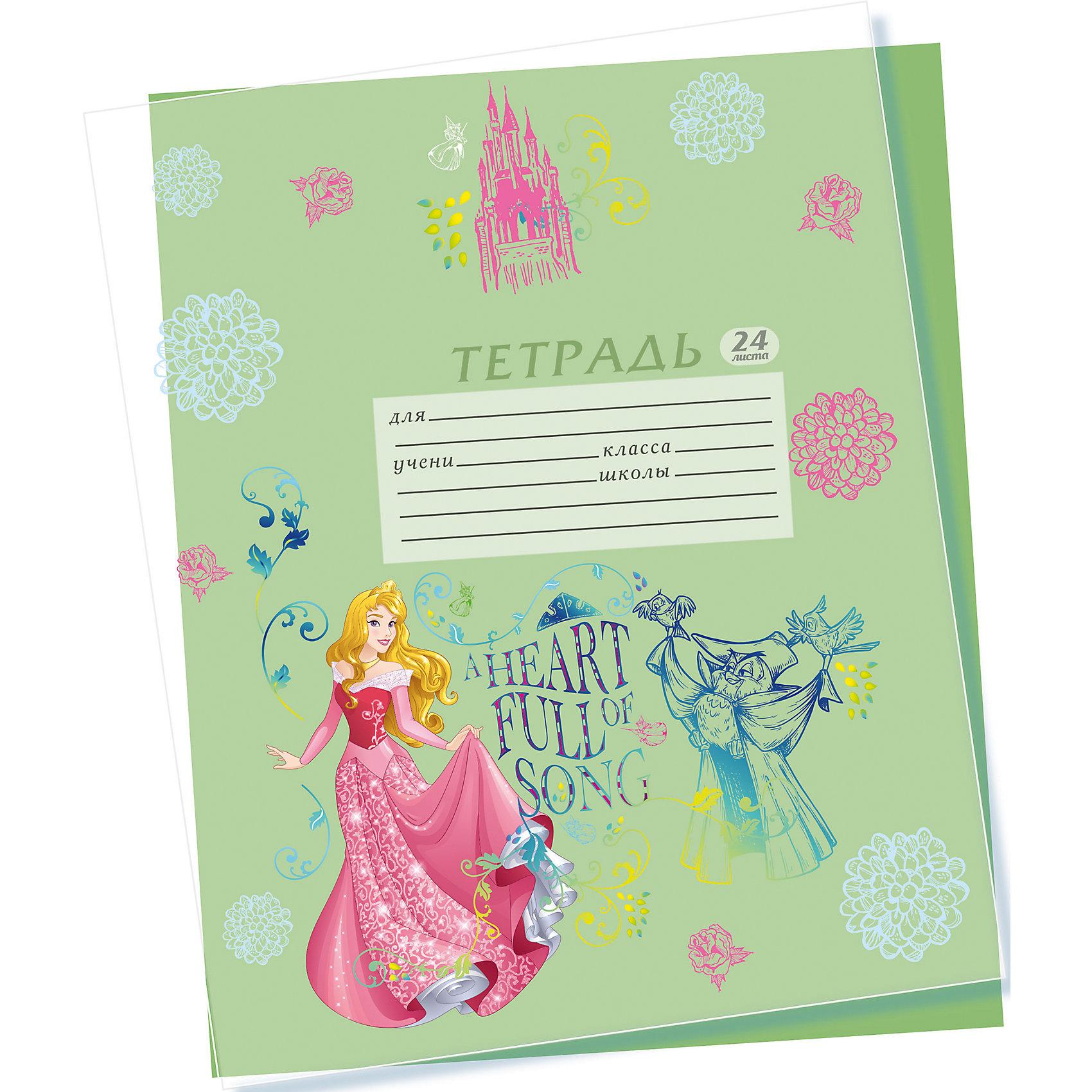 Обложки для тетрадей полипропиленовые, 5 шт., Принцессы ДиснейШкольные аксессуары<br>Набор обложек для тетрадей, Принцессы Дисней, поможет сохранить тетради маленькой школьницы в чистоте и аккуратности. В комплекте 5 прозрачных обложек, украшенных изображениями волшебных принцесс из диснеевских мультфильмов-сказок.<br><br><br>Дополнительная информация:<br><br>- В комплекте: 5 шт.<br>- Материал: полипропилен.<br>- Размер упаковки: 21,2 х 1 х 35 см.    <br>- Вес: 70 гр.<br><br>Обложки для тетрадей полипропиленовые, 5 шт., Принцессы Дисней, можно купить в нашем интернет-магазине.<br><br>Ширина мм: 212<br>Глубина мм: 35<br>Высота мм: 10<br>Вес г: 70<br>Возраст от месяцев: 60<br>Возраст до месяцев: 84<br>Пол: Женский<br>Возраст: Детский<br>SKU: 4681089