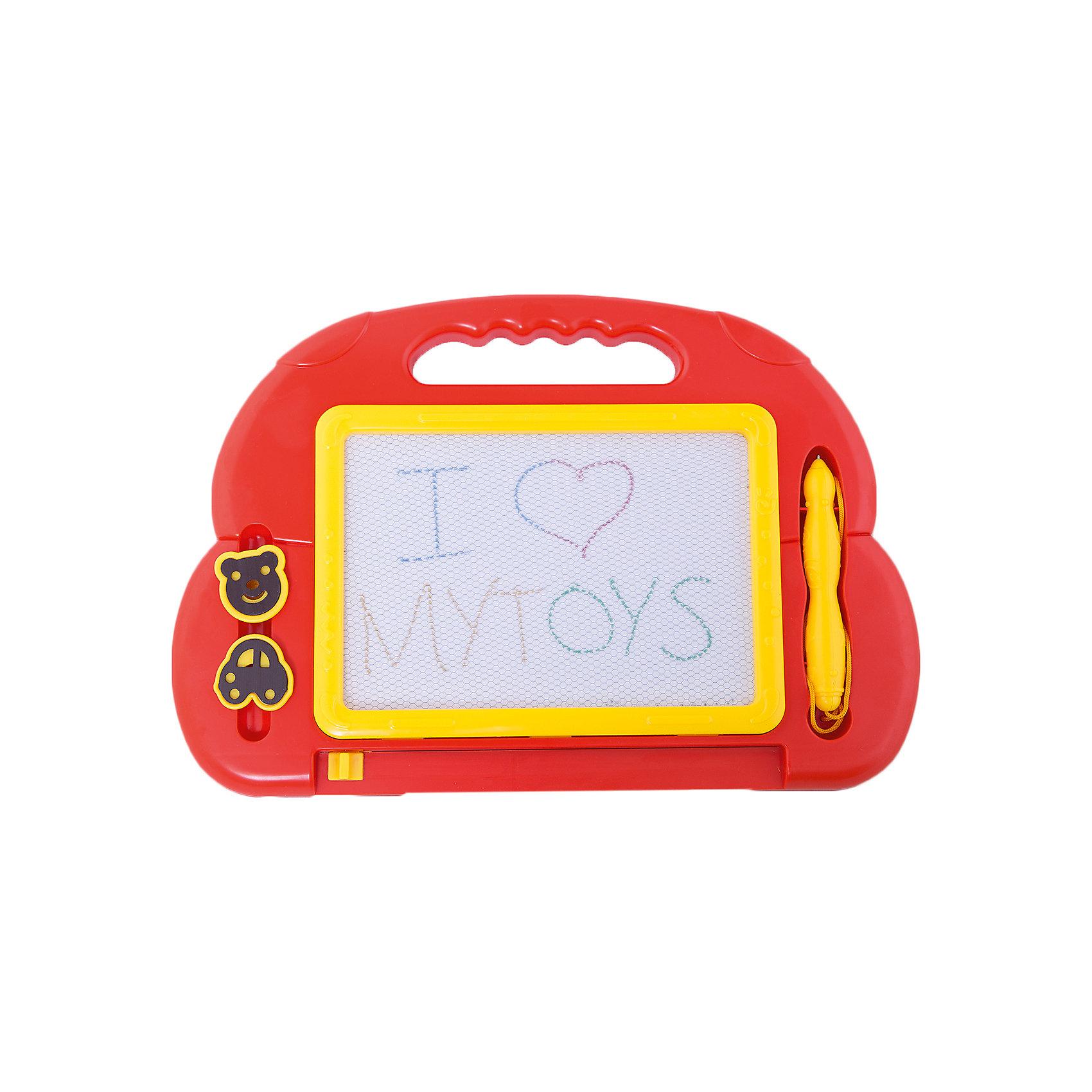 Магнитная доска, Play-DohДоски для рисования<br>Магнитная доска, Play-Doh, предназначена для записей и рисования. Доска выполнена из высококачественного прочного пластика. В комплект также входят специальная ручка на веревочке и 2 фигурных штампа. Упаковка - картонная коробка с вырубным окном.<br><br><br>Дополнительная информация:<br><br>- В комплекте: магнитная доска, специальная ручка на веревочке, 2 фигурных штампа.<br>- Материал: пластик <br>- Размер упаковки: 24 х 2 х 35,7 см.<br>- Вес: 0,422 кг. <br><br>Магнитную доску, Play-Doh, можно купить в нашем интернет-магазине.<br><br>Ширина мм: 240<br>Глубина мм: 357<br>Высота мм: 20<br>Вес г: 422<br>Возраст от месяцев: 36<br>Возраст до месяцев: 72<br>Пол: Унисекс<br>Возраст: Детский<br>SKU: 4681187