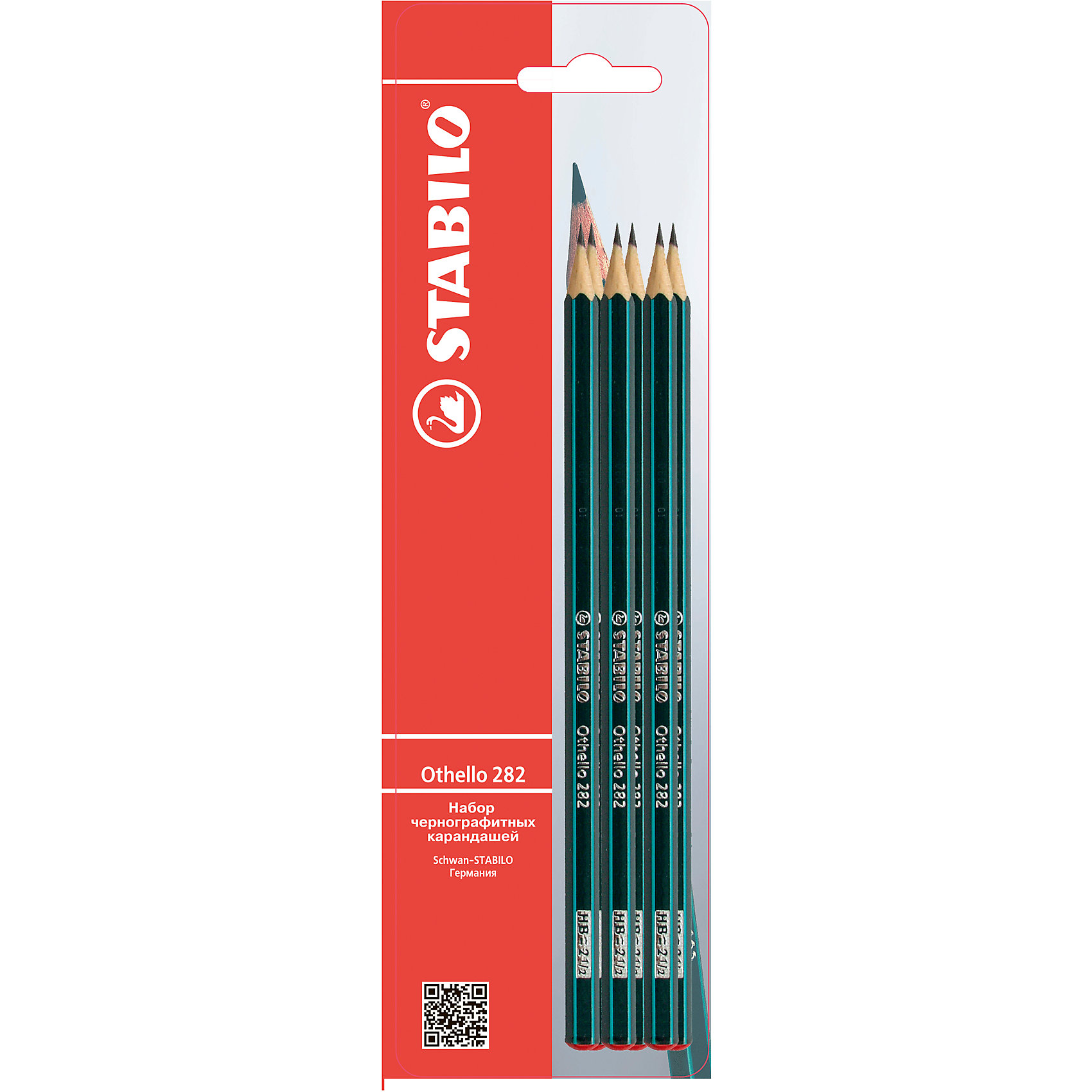 Набор карандашей, 6 шт.Письменные принадлежности<br>Набор карандашей, 6 шт. от марки Stabilo<br><br>Эти карандаши созданы немецкой компанией для комфортного и легкого письма или рисования. Легко затачиваются, при этом грифель очень устойчив к поломкам. <br>Грифель - из высококачественного мелкодисперсного графита. В наборе - шесть карандашей. Они отлично лежат в руке благодаря удобной форме и лаковому покрытию в несколько слоев.<br><br>Особенности данной модели:<br><br>твердость: от 2-Н до 2-В.<br><br>Набор карандашей, 6 шт. от марки Stabilo можно купить в нашем магазине.<br><br>Ширина мм: 240<br>Глубина мм: 70<br>Высота мм: 10<br>Вес г: 15<br>Возраст от месяцев: 36<br>Возраст до месяцев: 2147483647<br>Пол: Унисекс<br>Возраст: Детский<br>SKU: 4684717