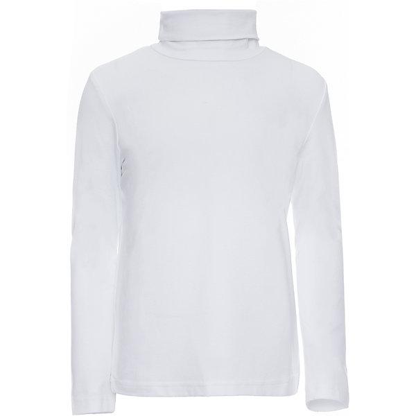 Водолазка для мальчика ScoolВодолазки<br>Водолазка для мальчика от известного бренда Scool<br>Состав:<br>92% хлопок, 8% эластан<br>Уютная белая водолазка с высоким воротником. Хорошо смотрится с любыми брюками и джинсами.<br><br>Ширина мм: 230<br>Глубина мм: 40<br>Высота мм: 220<br>Вес г: 250<br>Цвет: белый<br>Возраст от месяцев: 72<br>Возраст до месяцев: 84<br>Пол: Мужской<br>Возраст: Детский<br>Размер: 122,134,128,140,146<br>SKU: 4686760