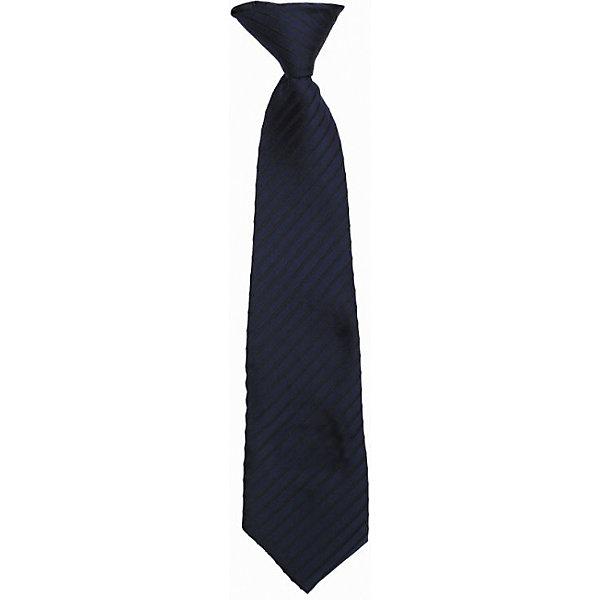 Галстук для мальчика ScoolАксессуары<br>Галстук для мальчика от известного бренда Scool<br>Состав:<br>100% полиэстер<br>Классический галстук темно-синего цвета в мелкую полоску.<br>Ширина мм: 170; Глубина мм: 157; Высота мм: 67; Вес г: 117; Цвет: темно-синий; Возраст от месяцев: 84; Возраст до месяцев: 144; Пол: Мужской; Возраст: Детский; Размер: one size; SKU: 4686856;