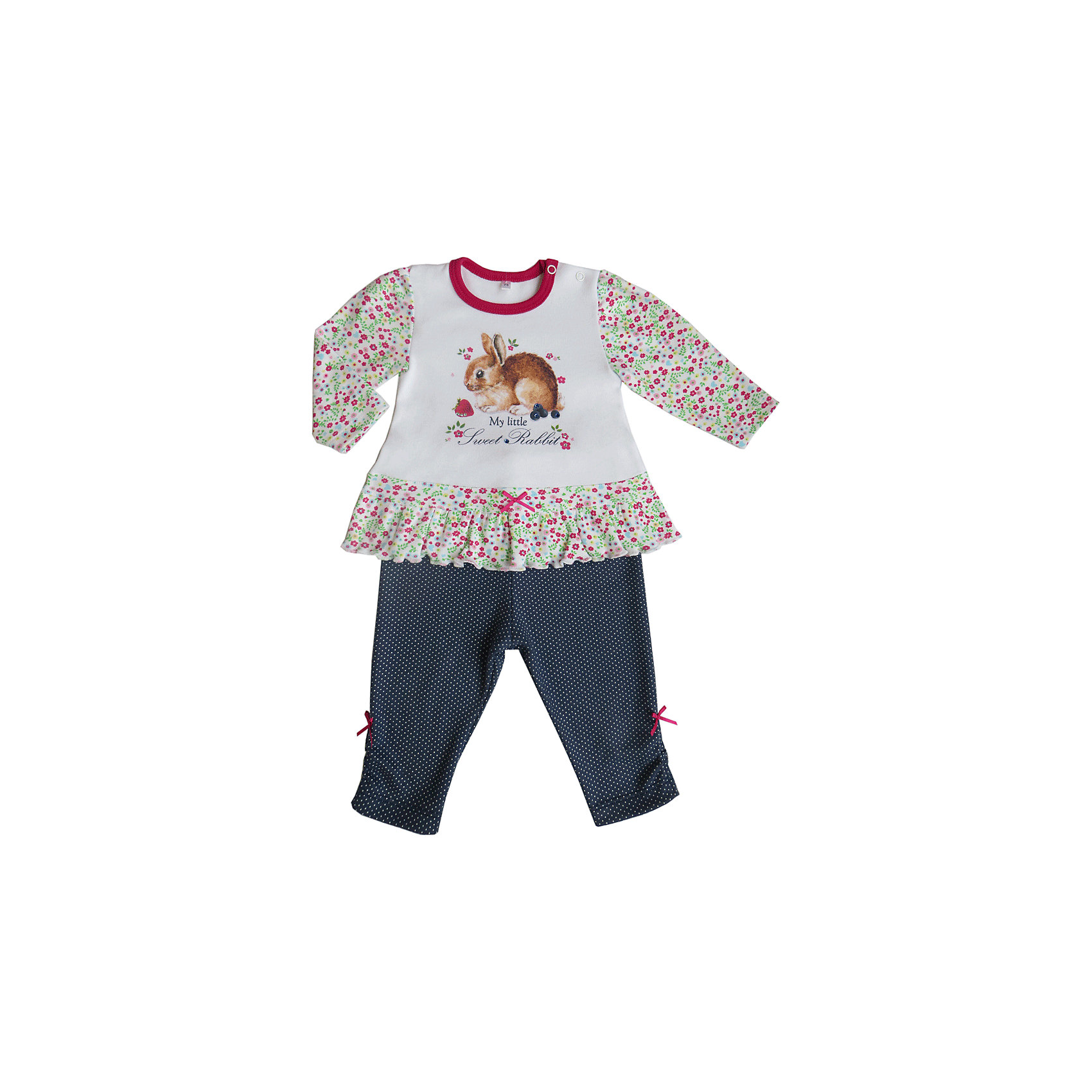 Soni Kids Комплект: футболка с длинным рукавом и леггинсы для девочки Soni kids ems dhl free shipping toddler s little girl s tull dress princess birthday party masquerade rapunzel cosplay halloween wear