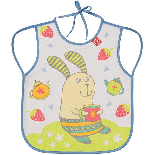 Фартук нагрудный, Happy Baby, сиреневыйНагрудники и салфетки<br>Кормление малыша, как правило, требует особой подготовки. Так же, как и приучить его есть и пить самому - непростой процесс, но на помощь родителям придут разработанные профессионалами приспособления - например, нагрудные фартуки. Фартук нагрудный от Happy Baby (Хэпи Бэби) позволит малышу легче научиться есть и пить самостоятельно.<br>Он отличается удобной формой, приятный на ощупь, из мягкого материала. Надежно защитит одежду малыша от остатков пищи и пятен, так как имеет непромокаемую подкладку. Нагрудный фартук легко надевается благодаря лямкам и завязке на шее. Украшен он симпатичным рисунком. Сделан нагрудный фартук из высококачественных и безопасных для малышей материалов.<br><br>Дополнительная информация:<br><br>цвет: разноцветный;<br>удобная форма;<br>украшен принтом;<br>непромокаемая подкладка.<br><br>Фартук нагрудный, Happy Baby (Хэпи Бэби), сиреневый, можно купить в нашем магазине.<br><br>Ширина мм: 10<br>Глубина мм: 200<br>Высота мм: 320<br>Вес г: 42<br>Возраст от месяцев: 3<br>Возраст до месяцев: 36<br>Пол: Женский<br>Возраст: Детский<br>SKU: 4695011