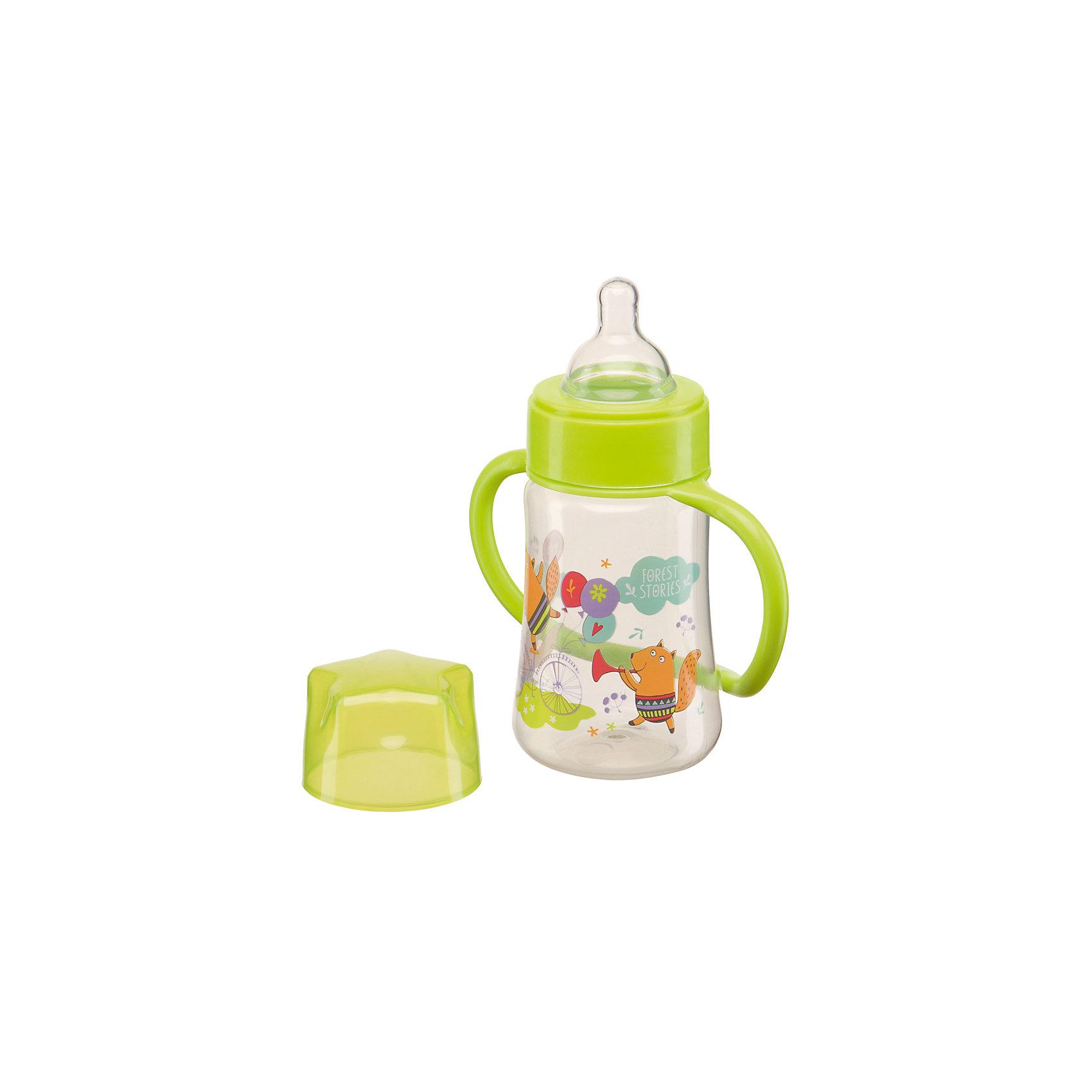Бутылочка для кормления с ручками, 250 мл, Happy Baby, лаймБутылочка 250 мл,  Happy Baby лайм имеет классическую форму с ручками, благодаря им малыш научится самостоятельно пить из бутылочки и быстрее привыкнет к чашке. Сделана из прозрачного ударопрочного пластика, устойчивого к прогреванию. Широкое горлышко поильника позволяет легко заполнять его и чистить, а мерная шкала поильника позволяет контролировать количество жидкости, выпитой ребенком.<br><br>Дополнительная информация:<br><br>- эргономичные ручки<br>- герметичная крышка<br>- ручки легко снимаются<br>- шкала с делениями в 30 мл.<br>- медленный поток<br>- материал: полипропилен, силикон<br>- материал: соски: силикон<br>- объем бутылочки: 250 мл.<br><br>Бутылочку для кормления с ручками, 250 мл, Happy Baby, лайм  можно купить в нашем интернет-магазине.<br><br>Ширина мм: 75<br>Глубина мм: 135<br>Высота мм: 230<br>Вес г: 93<br>Возраст от месяцев: 0<br>Возраст до месяцев: 12<br>Пол: Унисекс<br>Возраст: Детский<br>SKU: 4696784
