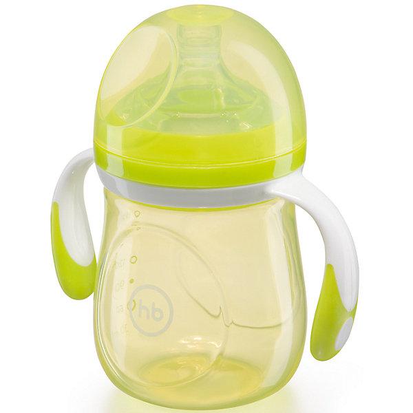 Бутылочка для кормления с антиколиковой соской, 180 мл, Happy Baby, лаймБутылочки и аксессуары<br>Бутылочка для кормления с антиколиковой соской, 180 мл, Happy Baby, лайм оснащена антиколиковой силиконовой соской с медленным потоком.<br>Бутылочка идеально подойдет для кормления новорожденных малышей. Изделие выполнено из безопасных материалов, не содержащих бисфенол-А.<br>Бутылочка снабжена антиколиковым клапаном и съемными ручками с антискользящим покрытием. На стенке корпуса нанесена мерная шкала. Бутылочка закрывается плотным колпачком, что позволяет сохранять соску чистой и уберегает от проливания. Естественная физиологическая форма мягкой силиконовой соски позволяет ребенку захватывать ее широко раскрытым ртом, как и грудь мамы, что способствует сохранению грудного вскармливания. Бутылочку рекомендуется мыть ершиком и горячей водой с мылом или в посудомоечной машине, тщательно ополаскивать.<br><br>Дополнительная информация:<br><br>-  широкое горло<br>-  медленный поток<br>- антиколиковая силиконовая соска<br>- съемные ручки с антискользящим покрытие<br>- удобная форма для прочного удерживания в руке<br>- герметичная крышка<br>- шкала с делением в 30 мл.<br><br>Бутылочку  для кормления с антиколиковой соской, 180 мл, Happy Baby, лайм можно купить в нашем интернет- магазине<br><br>Ширина мм: 75<br>Глубина мм: 125<br>Высота мм: 210<br>Вес г: 114<br>Возраст от месяцев: 0<br>Возраст до месяцев: 12<br>Пол: Унисекс<br>Возраст: Детский<br>SKU: 4696790