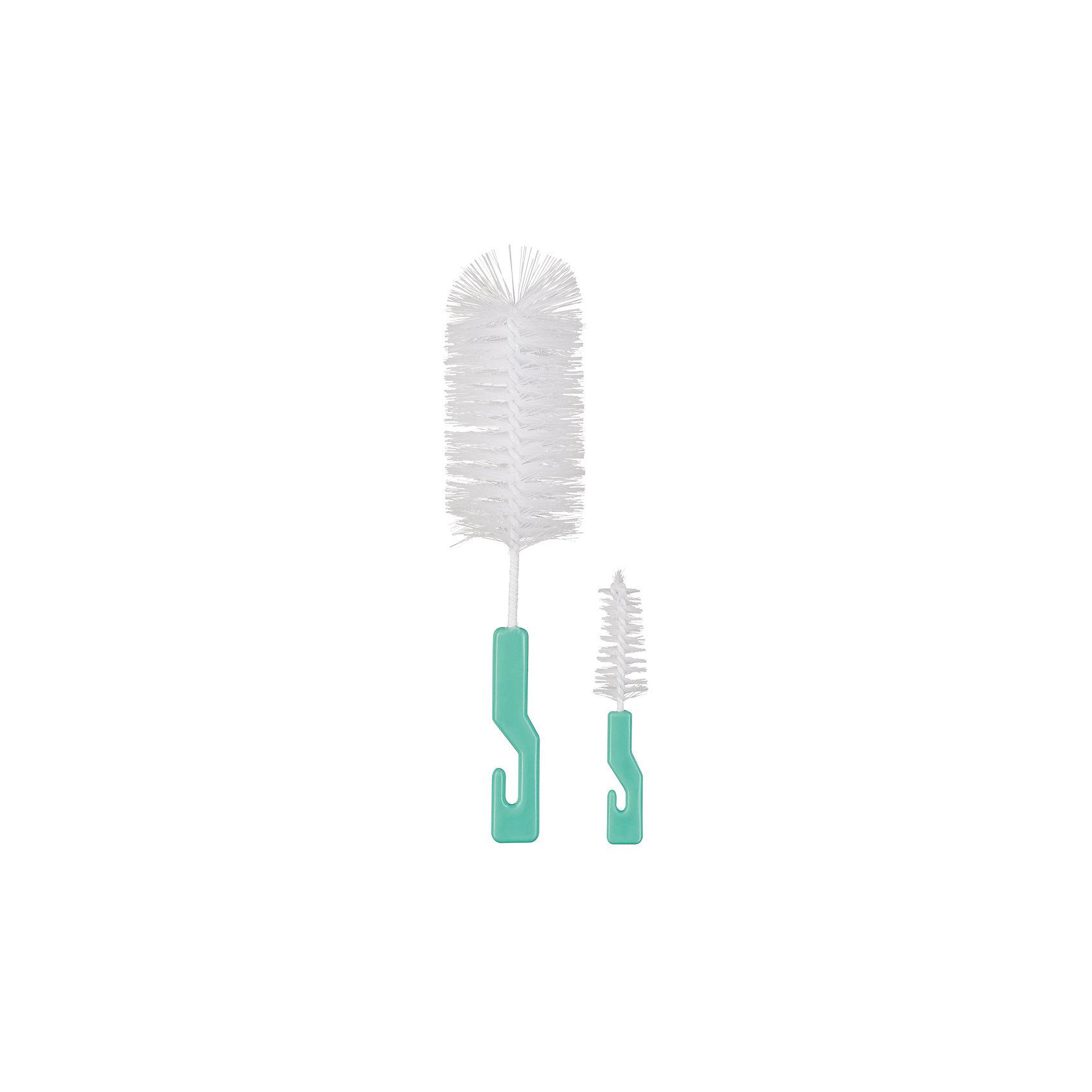 Набор ёршиков для бутылочек CLEAN X2, Happy Baby, мятныйАксессуары для бутылочек и поильников<br>Набор ершиков ля бутылочек CLEAN X2, Happy Baby, мятный имеет эргономичную конфигурацию, что позволяет мыть бутылочки и соски. Щетина из сверхпрочного нейлона обеспечит долгий срок службы. Удобная форма ручки не доставит дискомфорта в процессе эксплуатации. Набор ершиков для бутылочек Happy Baby прекрасно подойдет для чистки бутылочек Вашего малыша. <br><br>Дополнительная информация:<br><br>- размеры:35*28*15 см.<br>- материал пластик, нейлон, сталь<br><br>Набор ёршиков для бутылочек CLEAN X2, Happy Baby, мятный можно купить в нашем интернет –магазине.<br><br>Ширина мм: 40<br>Глубина мм: 120<br>Высота мм: 290<br>Вес г: 29<br>Возраст от месяцев: 0<br>Возраст до месяцев: 12<br>Пол: Унисекс<br>Возраст: Детский<br>SKU: 4696791