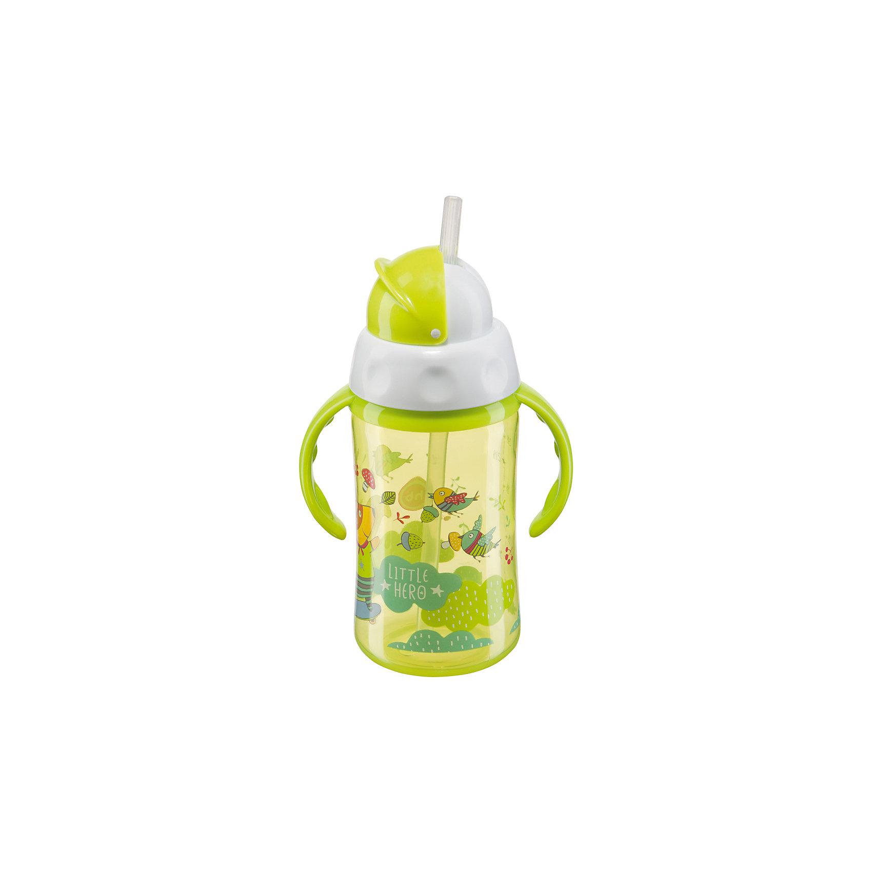 Поильник с трубочкой и ручками, 240 мл, Happy Baby, салатовыйПоильники<br>Когда ребенок осваивает переход от бутылочки к чашке и тренируется пить самостоятельно, на помощь приходит поильник 2 в 1. Поильник с трубочкой и ручками, 240 мл, Happy Baby, салатовый оснащен ручками, которые можно снять, и трубочкой, которая выполнена из силикона и обеспечивает нормированное поступление жидкости во время питья. Наличие зафиксированных ручек позволяет удобно держать поильник и привыкать к чашке. Поильник предназначен для детей старше одного года. Ребенок может использовать поильник на прогулке: герметичная крышка не позволяет протекать жидкости, при необходимости крышка откидывается и ребенок пьет из силиконовой трубочки; удобная шкала делений на 30 мл позволяет контролировать количество потребляемой ребенком жидкости.<br><br>Дополнительная информация:<br> <br>- материал: полипропилен, силикон.<br>- рекомендуемый возраст: от 18 месяцев.<br>- объем поильника: 240 мл.<br><br>Поильник с трубочкой и ручками, 240 мл, Happy Baby, салатовый можно купить в нашем интернет-магазине.<br><br>Ширина мм: 75<br>Глубина мм: 110<br>Высота мм: 250<br>Вес г: 92<br>Возраст от месяцев: 12<br>Возраст до месяцев: 24<br>Пол: Унисекс<br>Возраст: Детский<br>SKU: 4696828