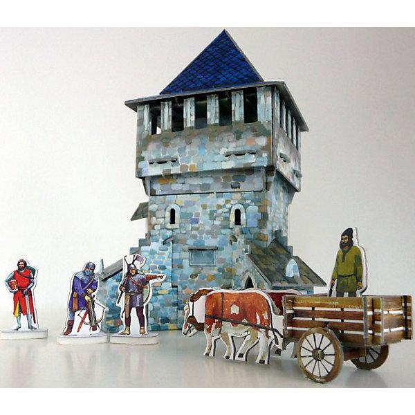 Сборная модель Верхняя башня