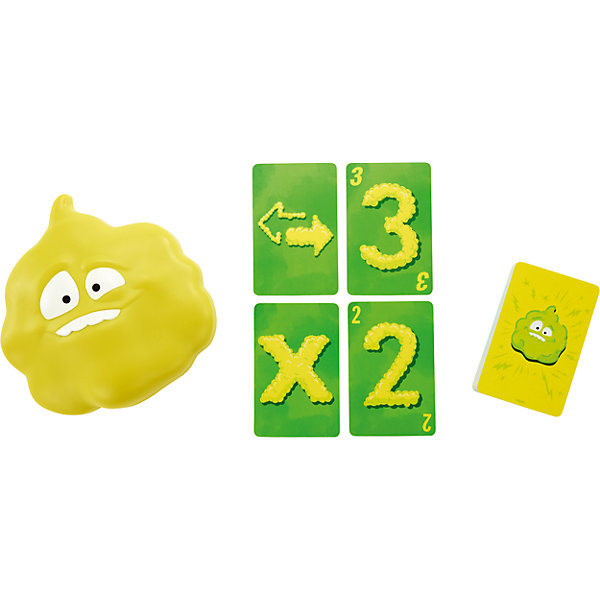 Детская игра Газы!Карточные настольные игры<br>Детская игра Газы!<br><br>Детская игра Газы! поможет детям весело провести время в компании. Состоит из Гастера Газа и карт.<br>Это - игра на ловкость. Гастера помещают в центр стола и раздают всем игрокам по три карты. Если на карте есть число, то нужно нажать на Гастера столько раз, какая цифра изображена на карте.  Если Гастер выпустит газы, когда играющий нажимает - он вылетел. Другие карты дают возможность пропустить ход или развернуть залп Гастера в противоположную сторону. Последний игрок, которого газ обошел стороной, победил.<br><br>Дополнительная информация:<br><br>комплектация: карты, Гастер Газ.<br><br>Детская игра Газы! против лезвия Дреда можно купить в нашем магазине.<br><br>Ширина мм: 50<br>Глубина мм: 200<br>Высота мм: 265<br>Вес г: 472<br>Возраст от месяцев: 60<br>Возраст до месяцев: 120<br>Пол: Унисекс<br>Возраст: Детский<br>SKU: 4697982