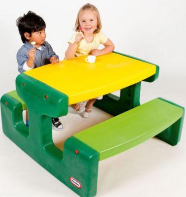 Большой стол для пикника, Little Tikes фото-1
