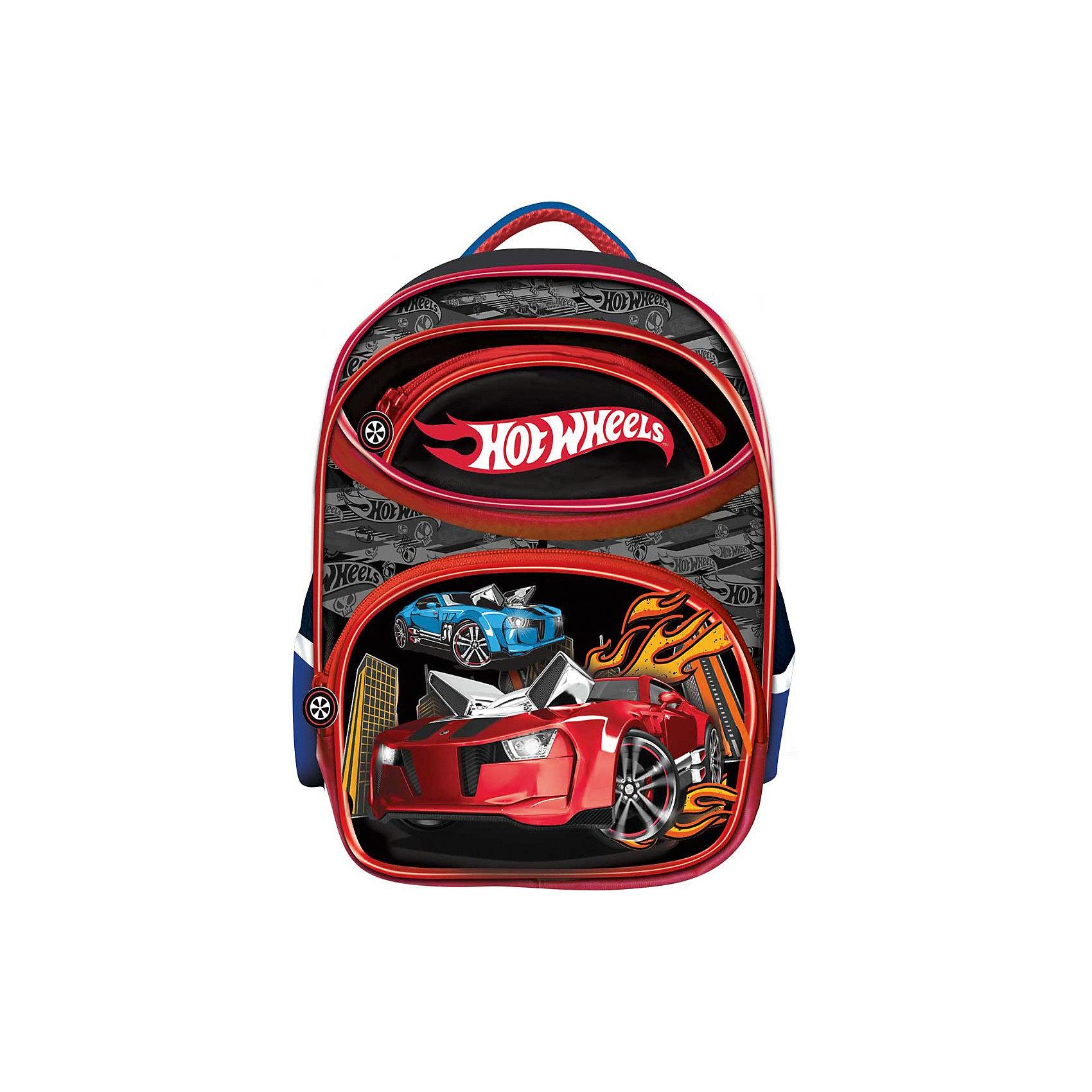 Ортопедический рюкзак Junior Superior, Hot WheelsОртопедический рюкзак Junior Superior, Hot Wheels (Хот Вилс) – этот удобный рюкзак станет незаменимым спутником вашего ребенка.<br>Ортопедический рюкзак Junior Superior, Hot Wheels (Хот Вилс), обладающий оригинальным дизайном и большой вместительностью, обязательно понравится вашему школьнику. Благодаря эргономической вентилируемой спинке позвоночник ребенка не будет испытывать больших нагрузок во время эксплуатации рюкзака. Широкие уплотненные регулируемые лямки позволяют адаптировать рюкзак к изменению роста ребенка. Рюкзак имеет два отделения, закрывающиеся на застежки-молнии, 2 передних кармана на молнии и два боковых кармана. Предусмотрена удобная ручка для переноски. Светоотражающие полосы сделают ребенка заметным на проезжей части в темное время суток и в сумерках.<br><br>Дополнительная информация:<br><br>- Размер упаковки: 40х4х32 см.<br>- Вес в упаковке: 910 гр.<br><br>Ортопедический рюкзак Junior Superior, Hot Wheels (Хот Вилс) можно купить в нашем интернет-магазине.<br><br>Ширина мм: 400<br>Глубина мм: 40<br>Высота мм: 320<br>Вес г: 910<br>Возраст от месяцев: 48<br>Возраст до месяцев: 96<br>Пол: Женский<br>Возраст: Детский<br>SKU: 4700027